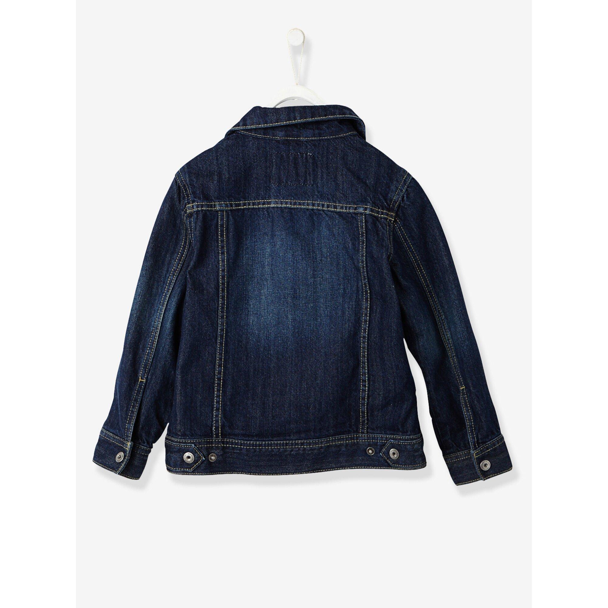 vertbaudet-jeansjacke-fur-jungen-washed-out-effekte, 25.99 EUR @ babywalz-de