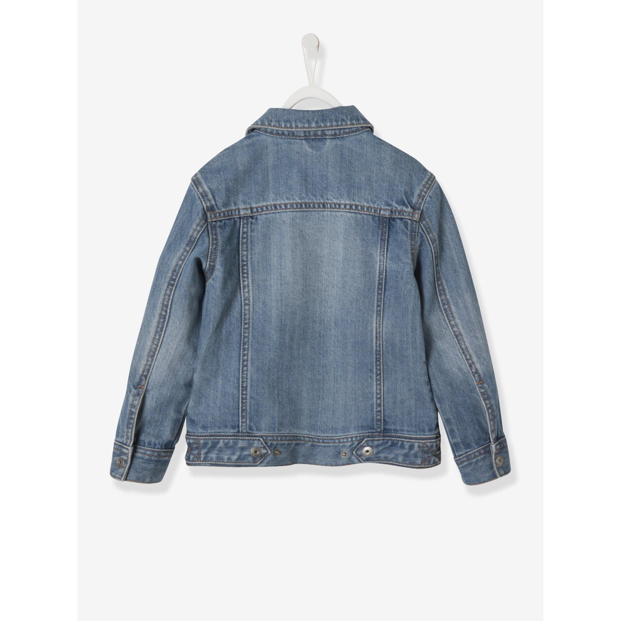 vertbaudet-jeansjacke-fur-jungen-washed-out-effekte, 18.19 EUR @ babywalz-de