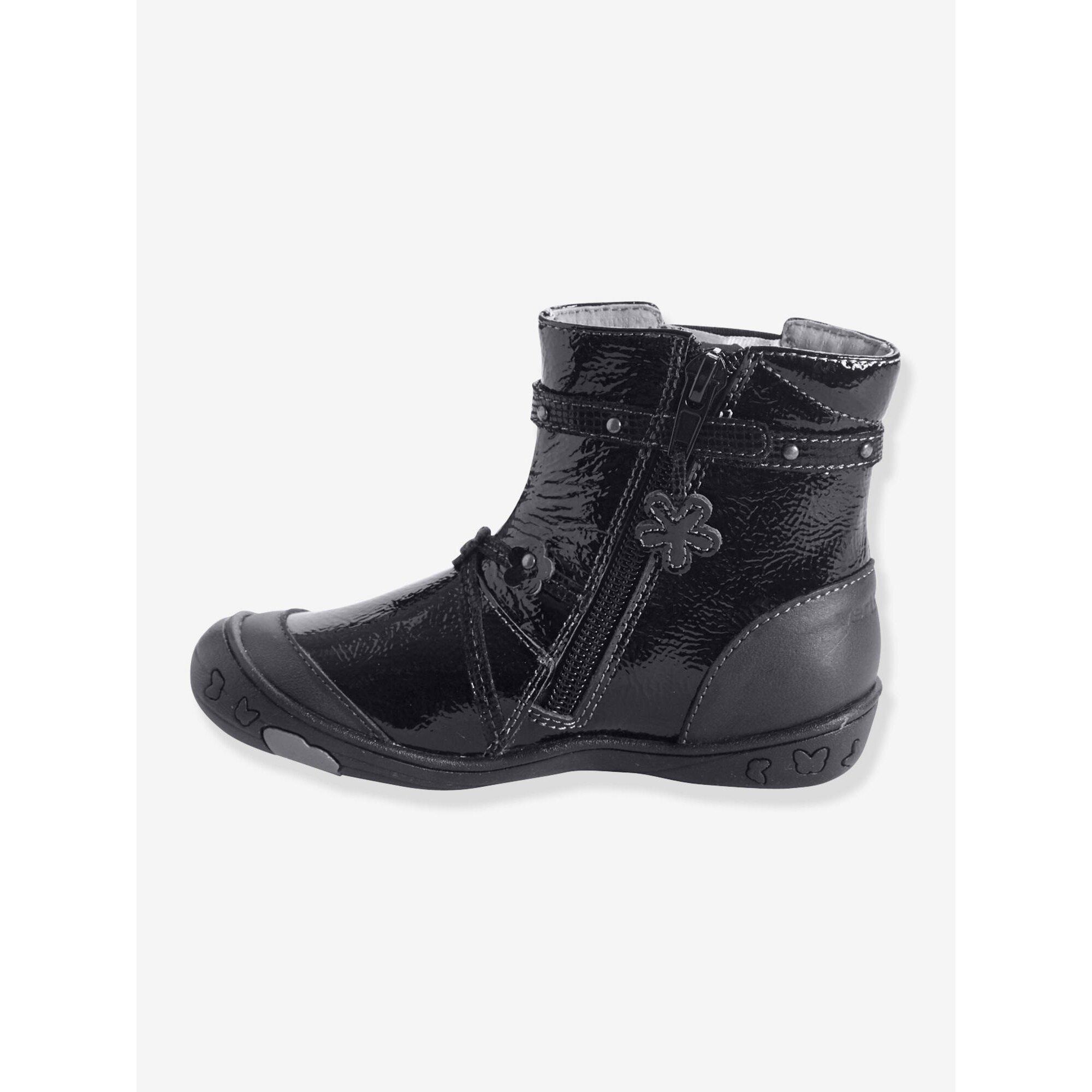 vertbaudet-boots-fur-madchen-mit-anziehtrick, 34.99 EUR @ babywalz-de