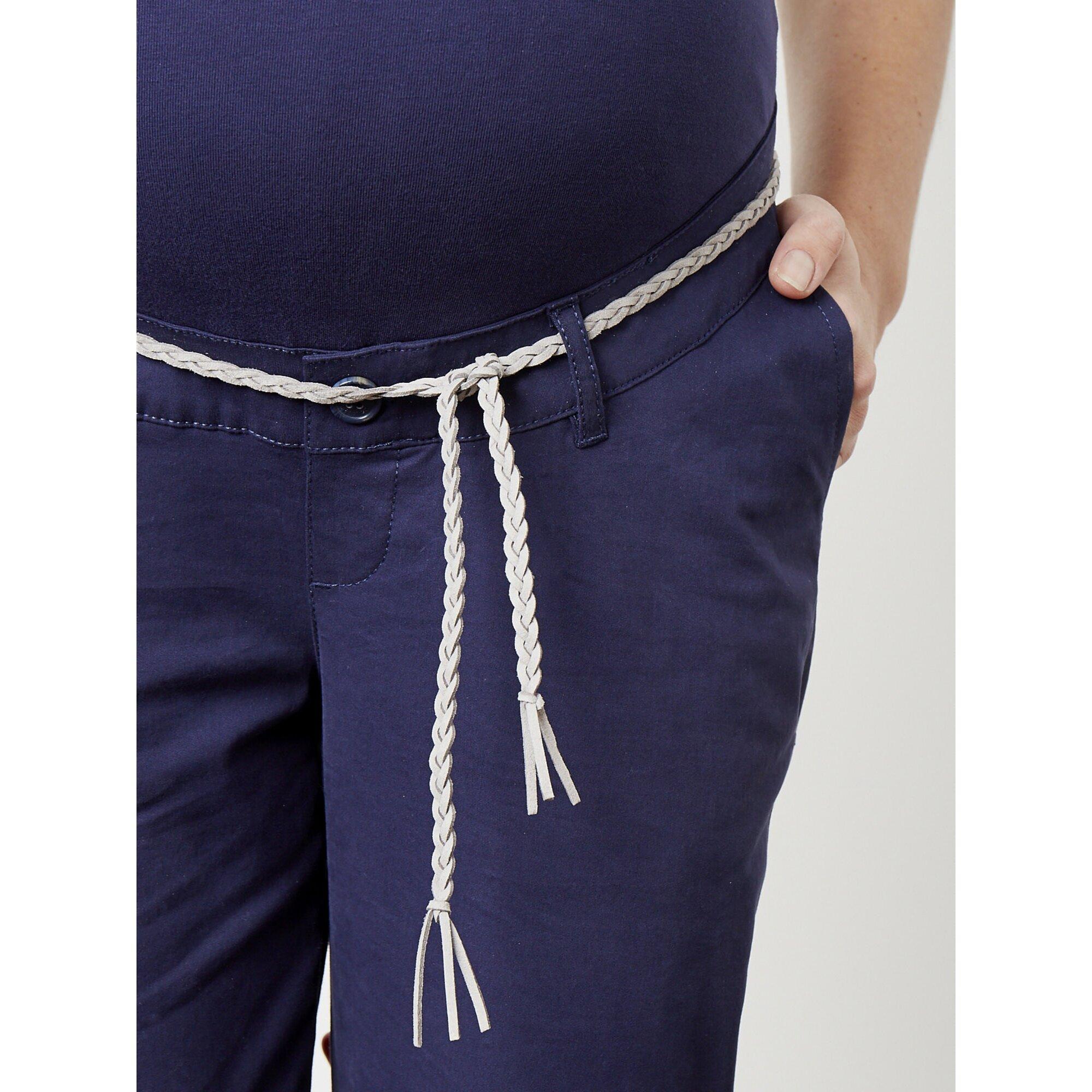 vertbaudet-umstands-chinohose-schrittlange-82-cm, 26.99 EUR @ babywalz-de