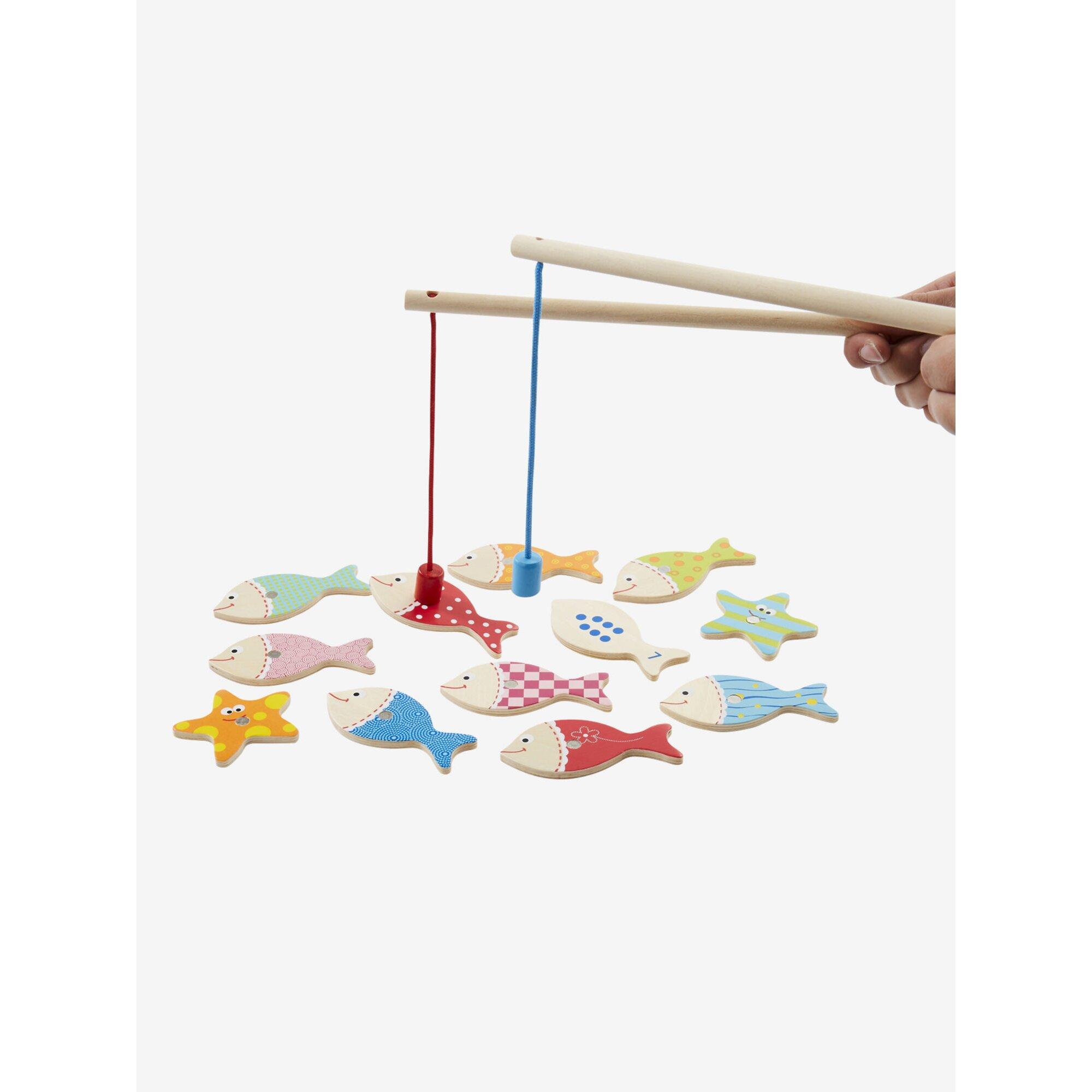 vertbaudet-fischspiel-mit-magneten, 9.99 EUR @ babywalz-de