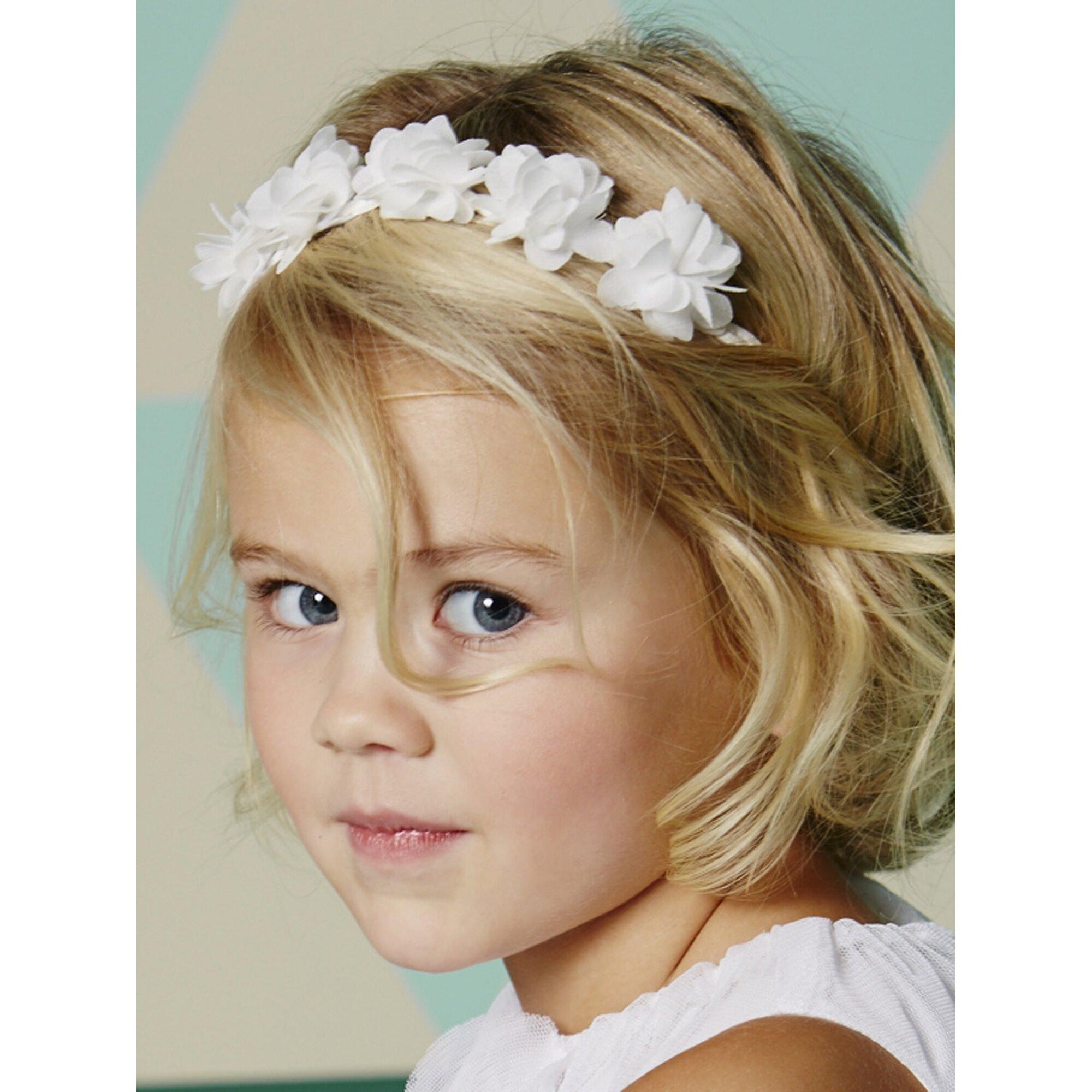 vertbaudet-geflochtenes-madchen-haarband-tullblumen, 10.99 EUR @ babywalz-de