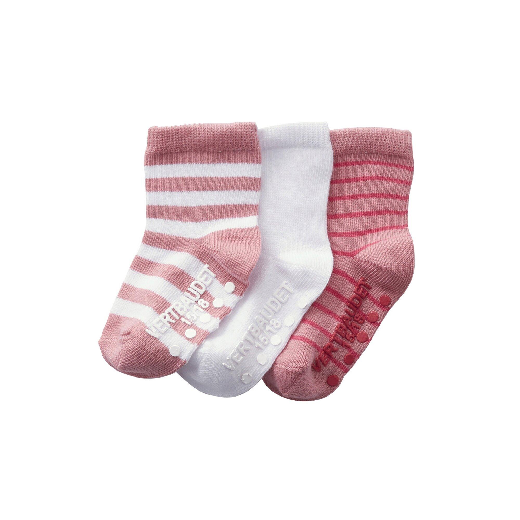 vertbaudet-3er-pack-babysocken-antirutschsohle, 6.99 EUR @ babywalz-de