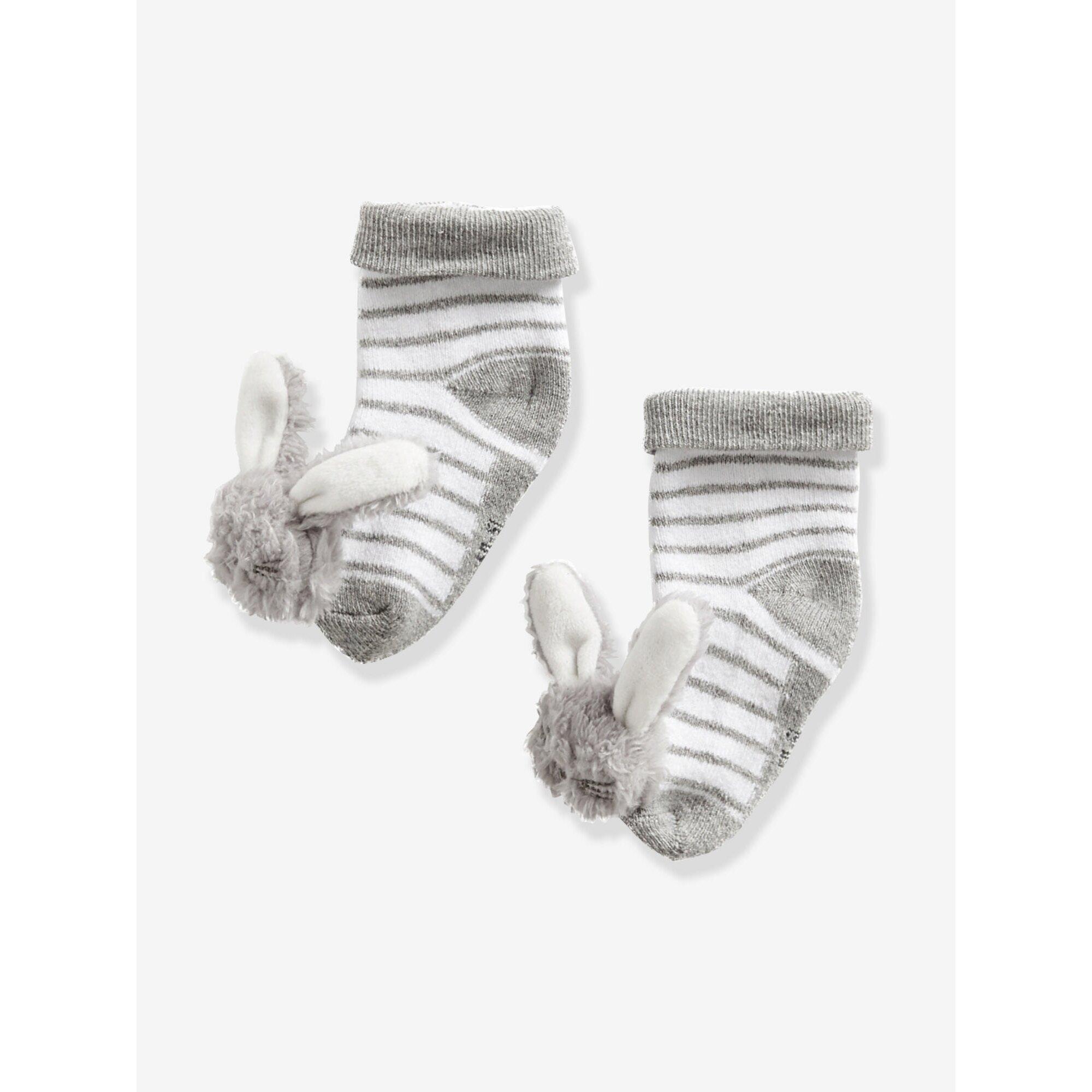 vertbaudet-socken-fur-babys-hase, 7.99 EUR @ babywalz-de