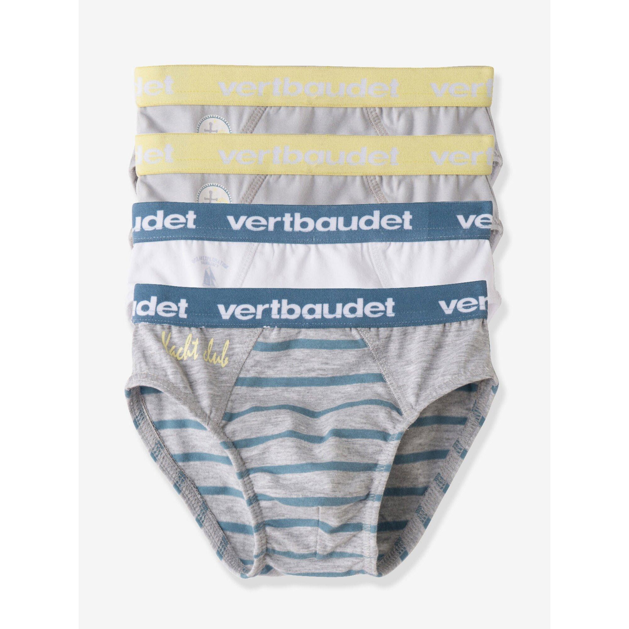 vertbaudet-4er-pack-jungen-slips-baumwollstretch