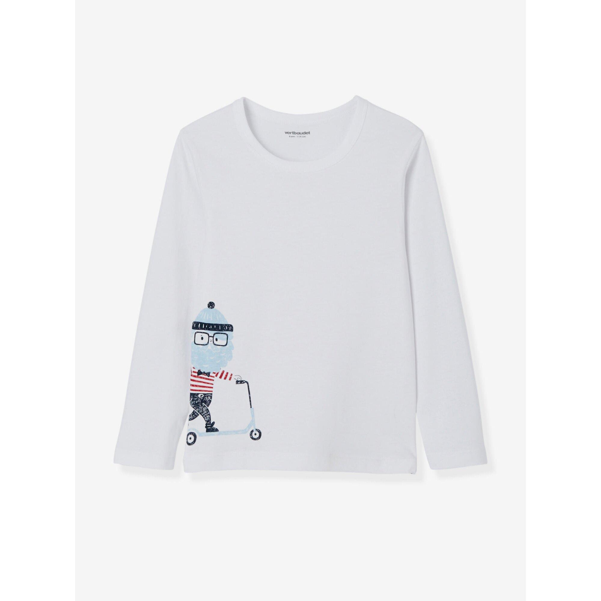 vertbaudet-4er-pack-shirts-fur-jungen