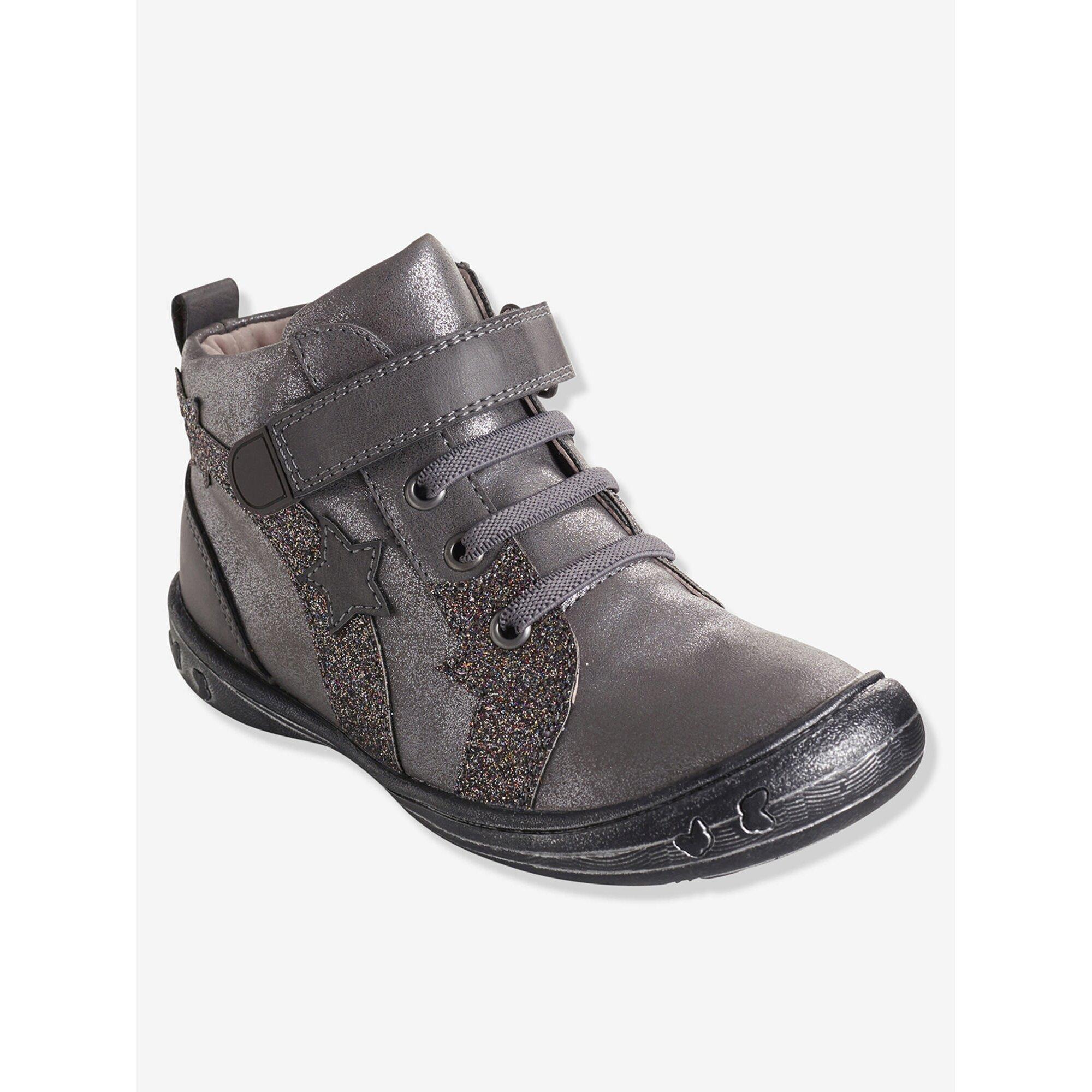 vertbaudet-boots-fur-madchen-mit-anziehtrick, 39.99 EUR @ babywalz-de