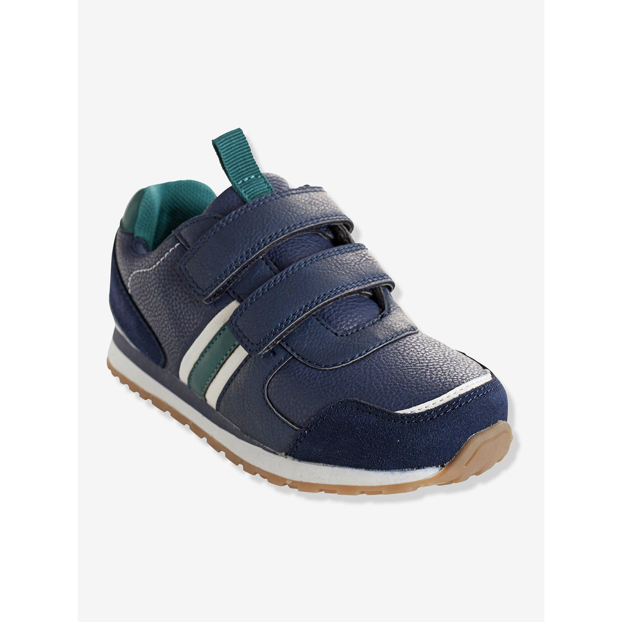 Vertbaudet Sneakers für Jungen Klettverschluss