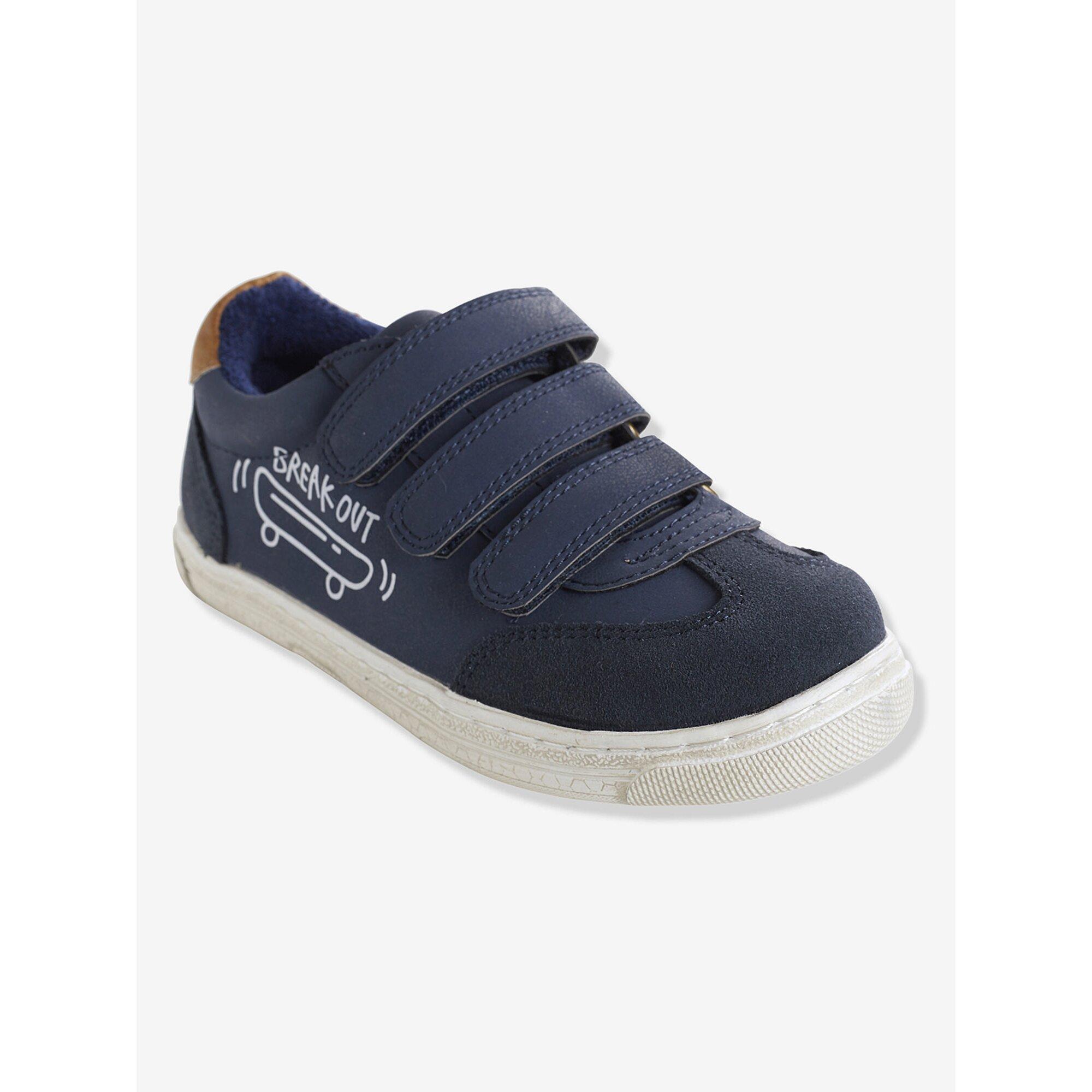 Vertbaudet Sneakers für Kinder Klett