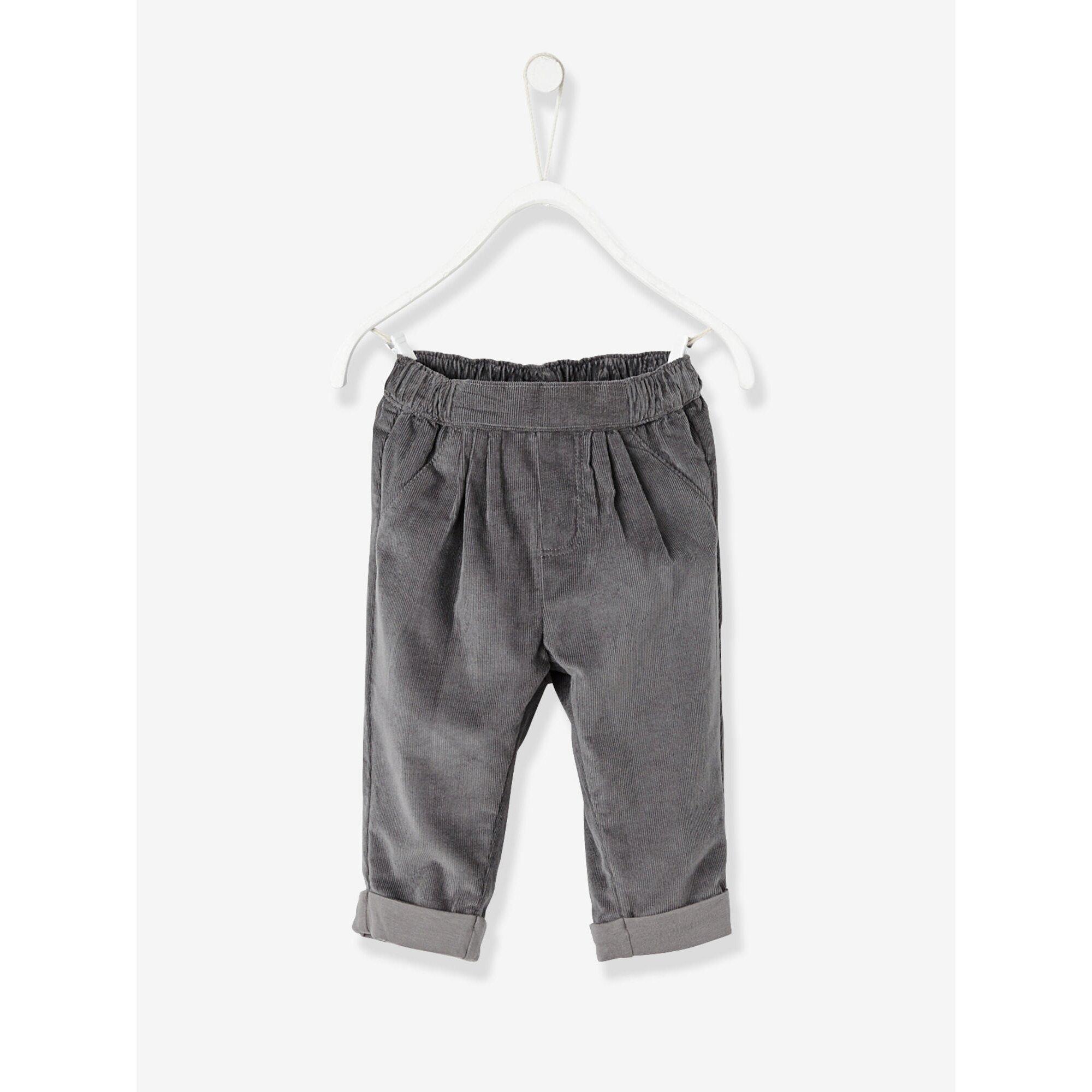 vertbaudet-baby-shirtbody-und-hose-baumwolle, 25.99 EUR @ babywalz-de