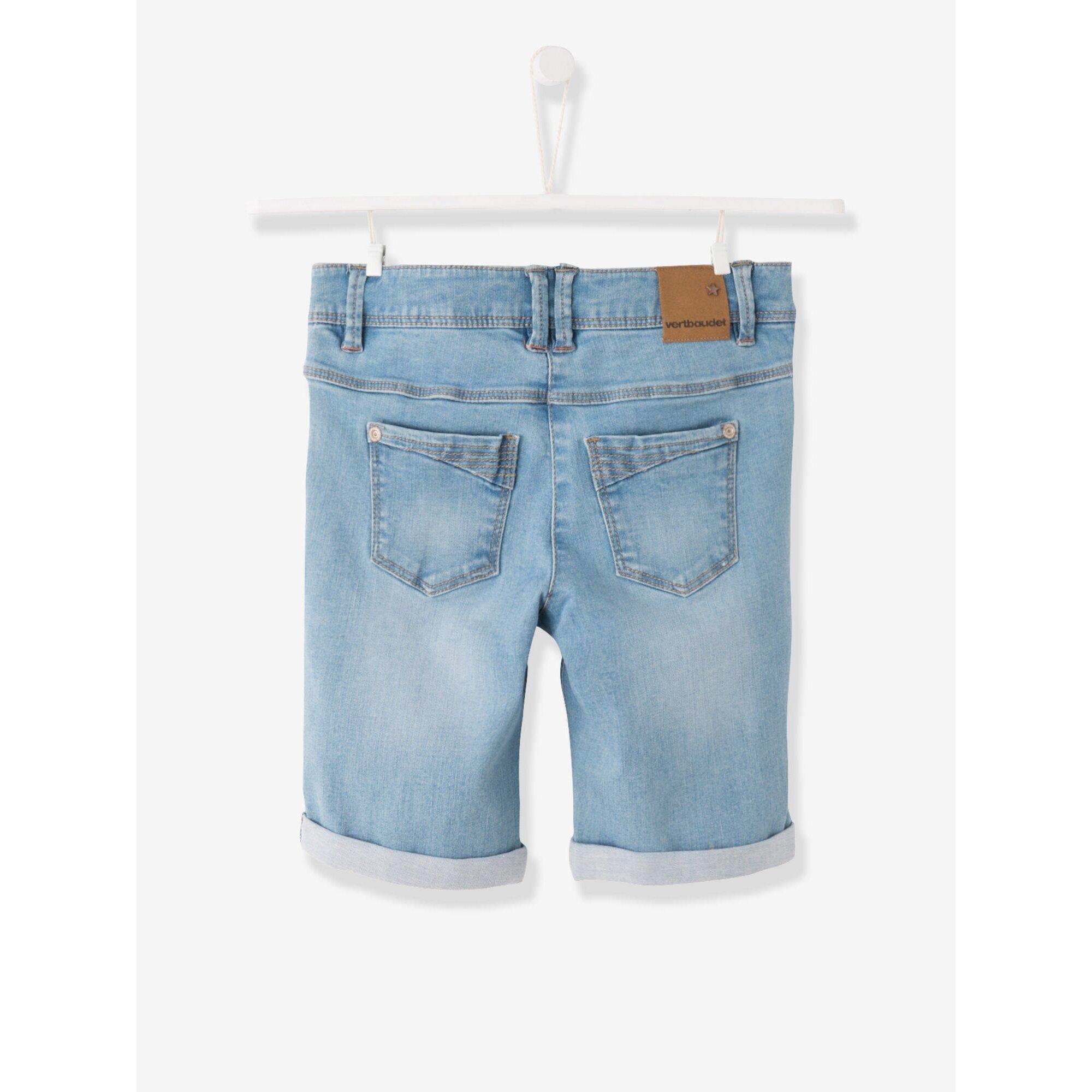 vertbaudet-jeans-bermudas-fur-madchen, 18.99 EUR @ babywalz-de