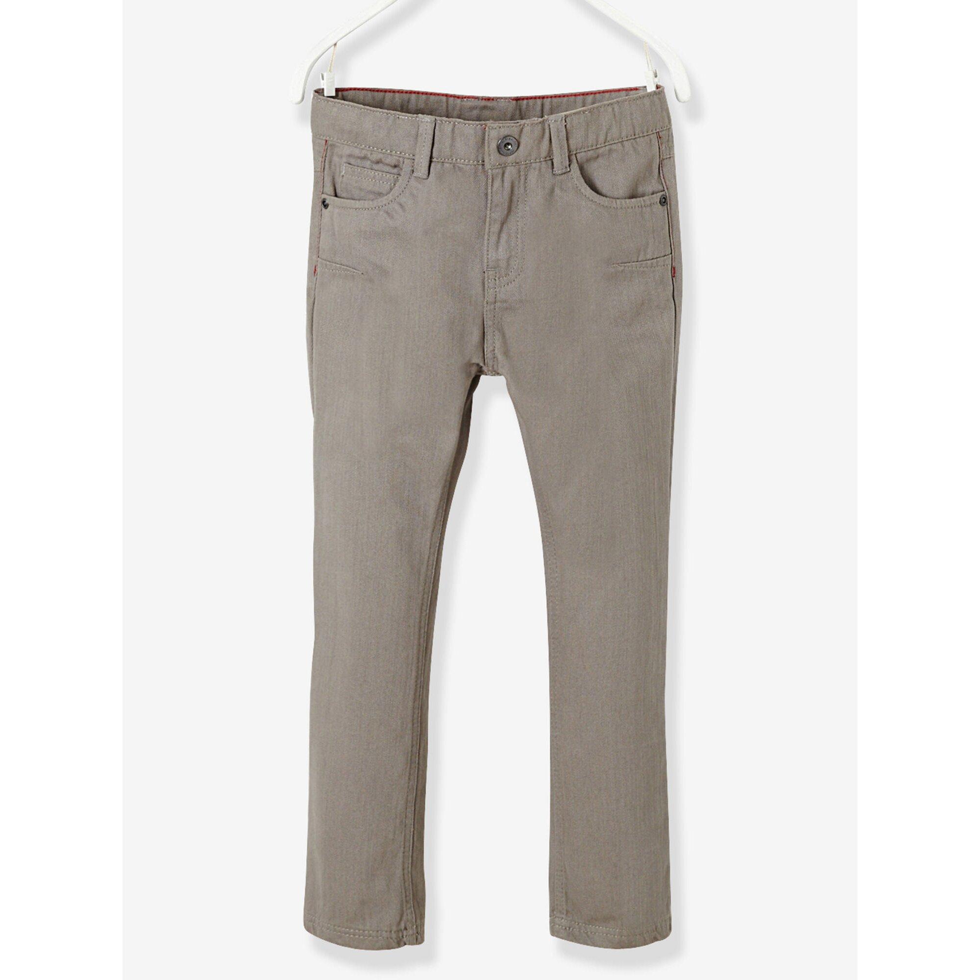 Vertbaudet Gerade Hose für Jungen Baumwolle