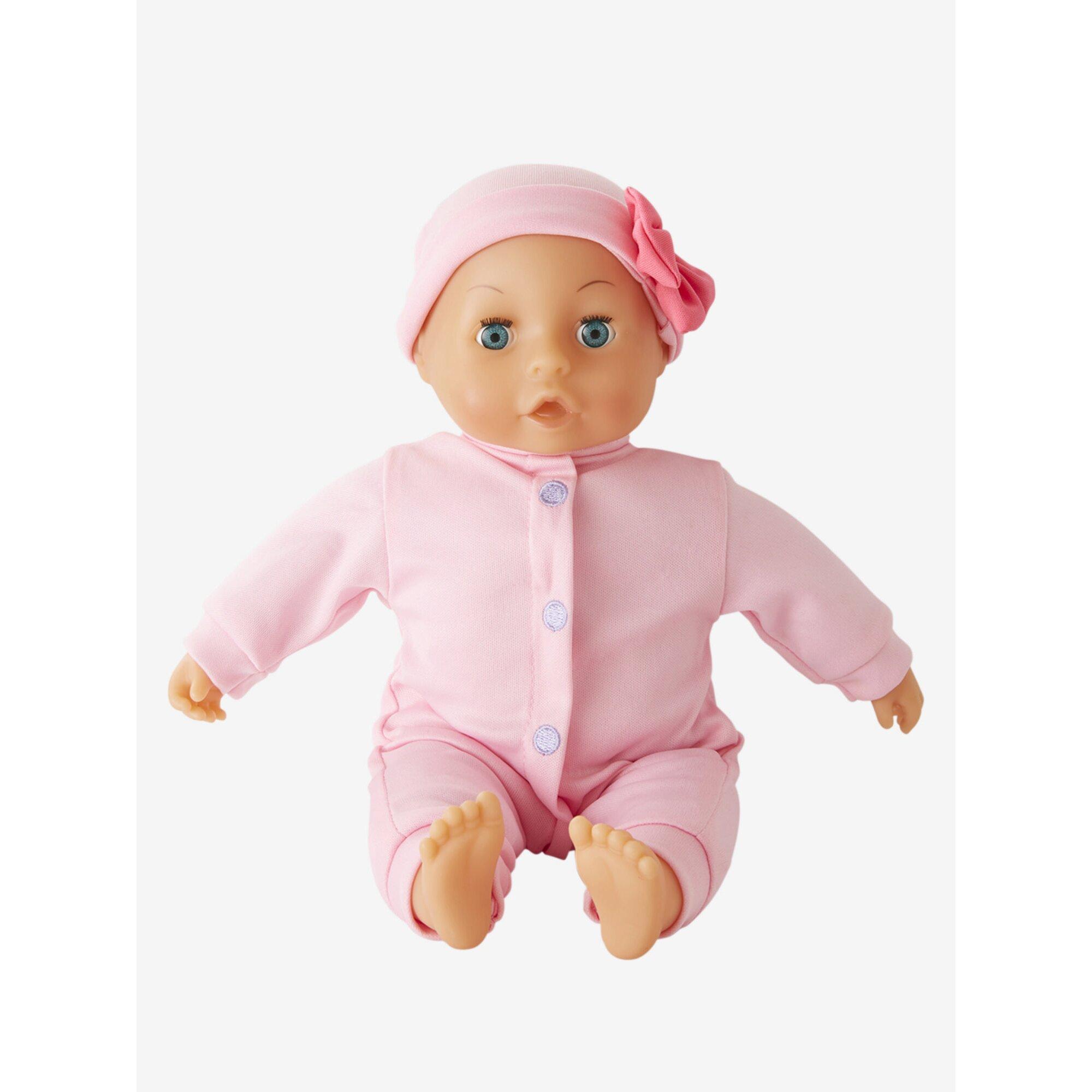 Vertbaudet Sprechende Puppe für Mädchen