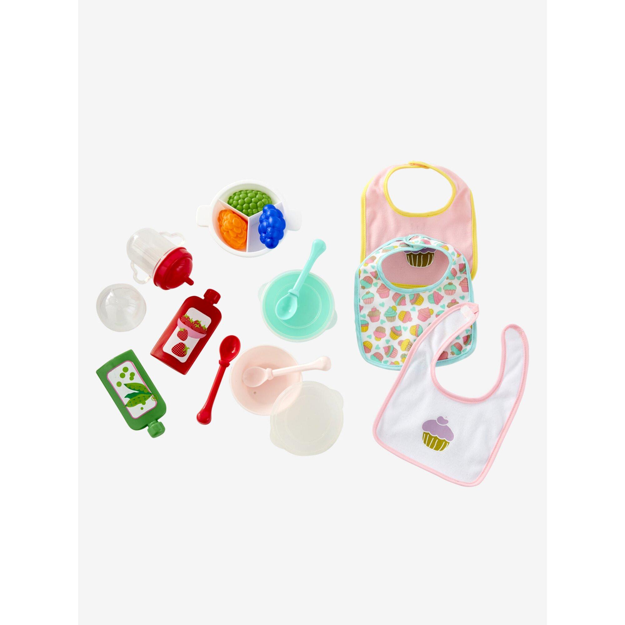 Vertbaudet Puppen-Set zum Füttern und Essen