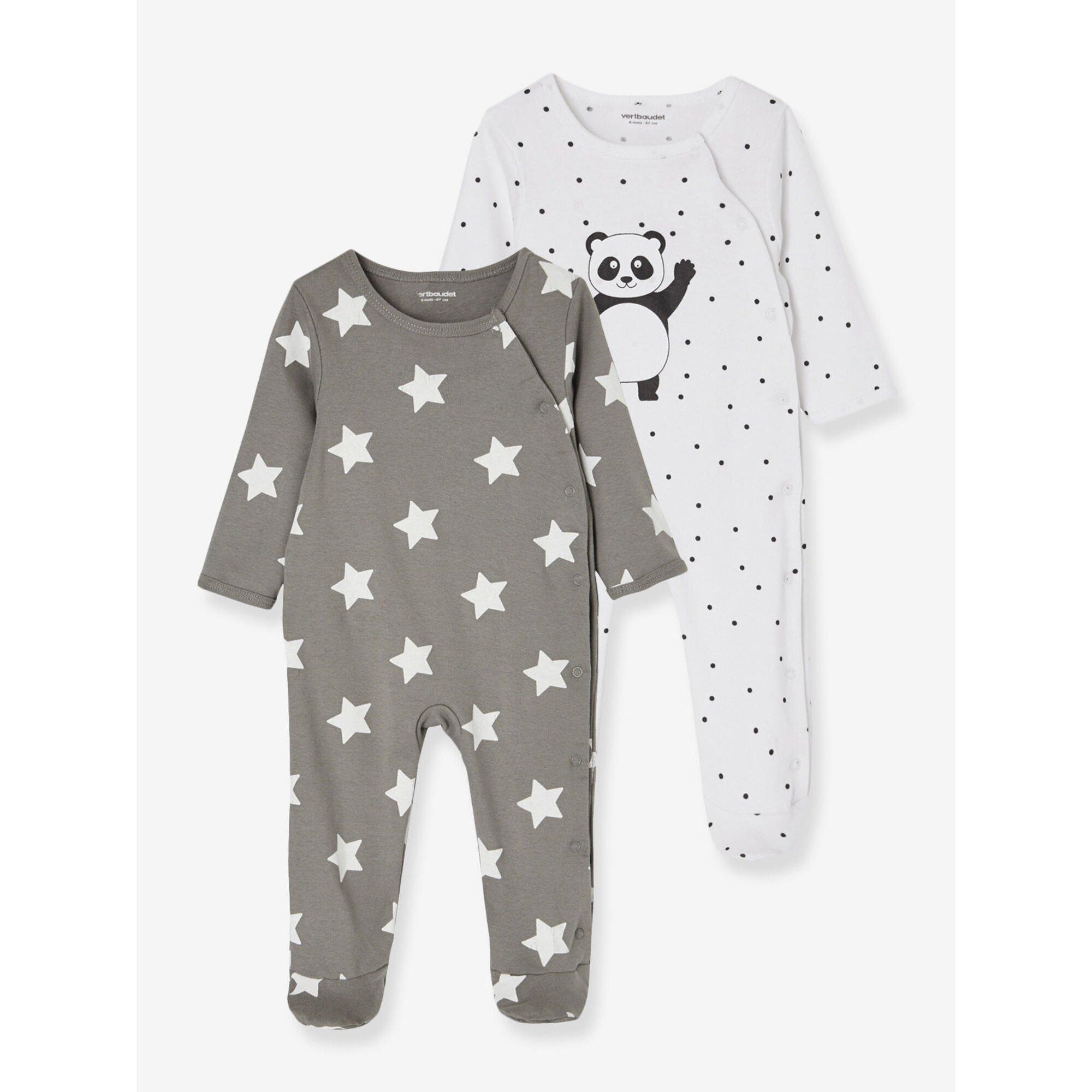 vertbaudet-2er-pack-babystrampler-aus-baumwolle