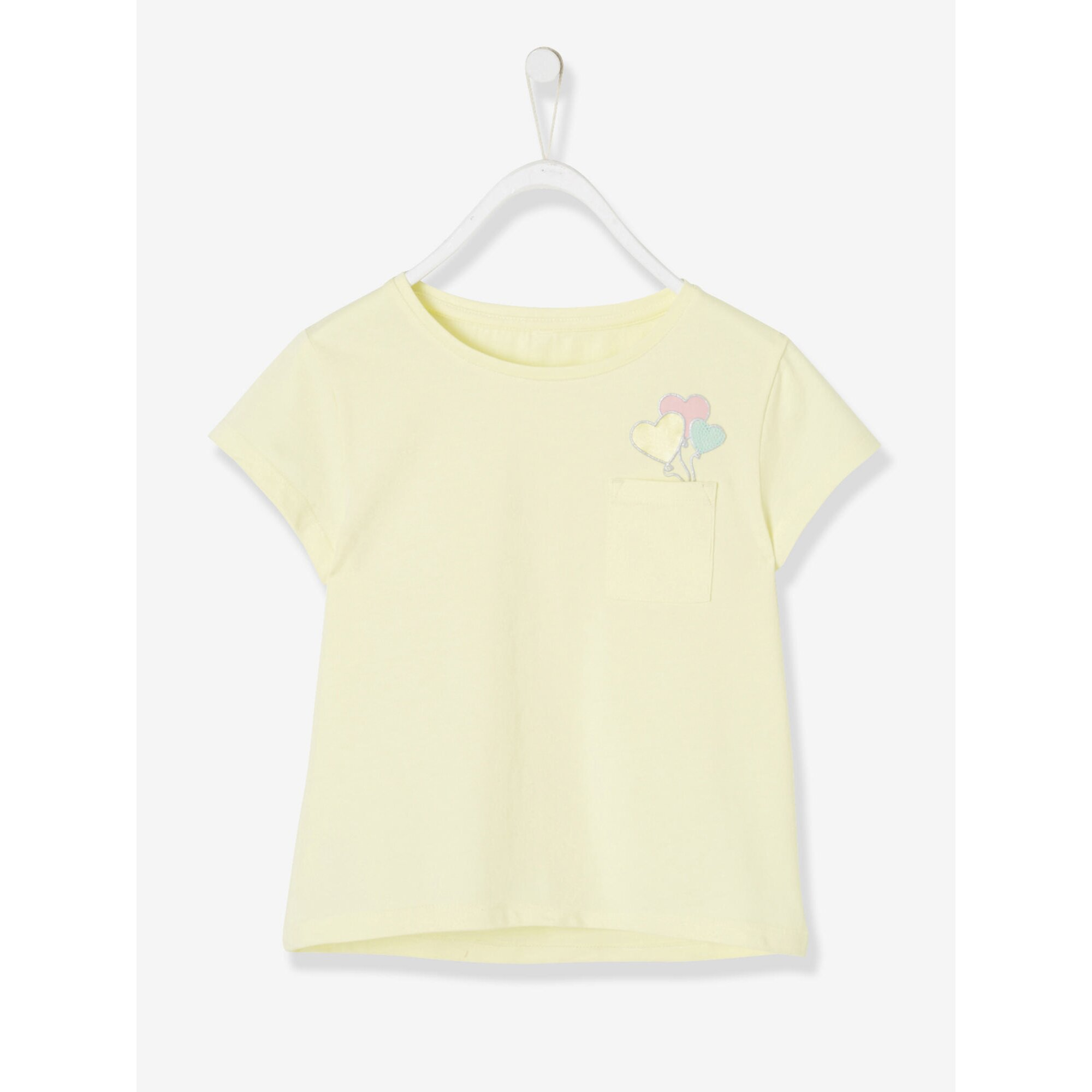 Vertbaudet T-Shirt für Mädchen, Ballons