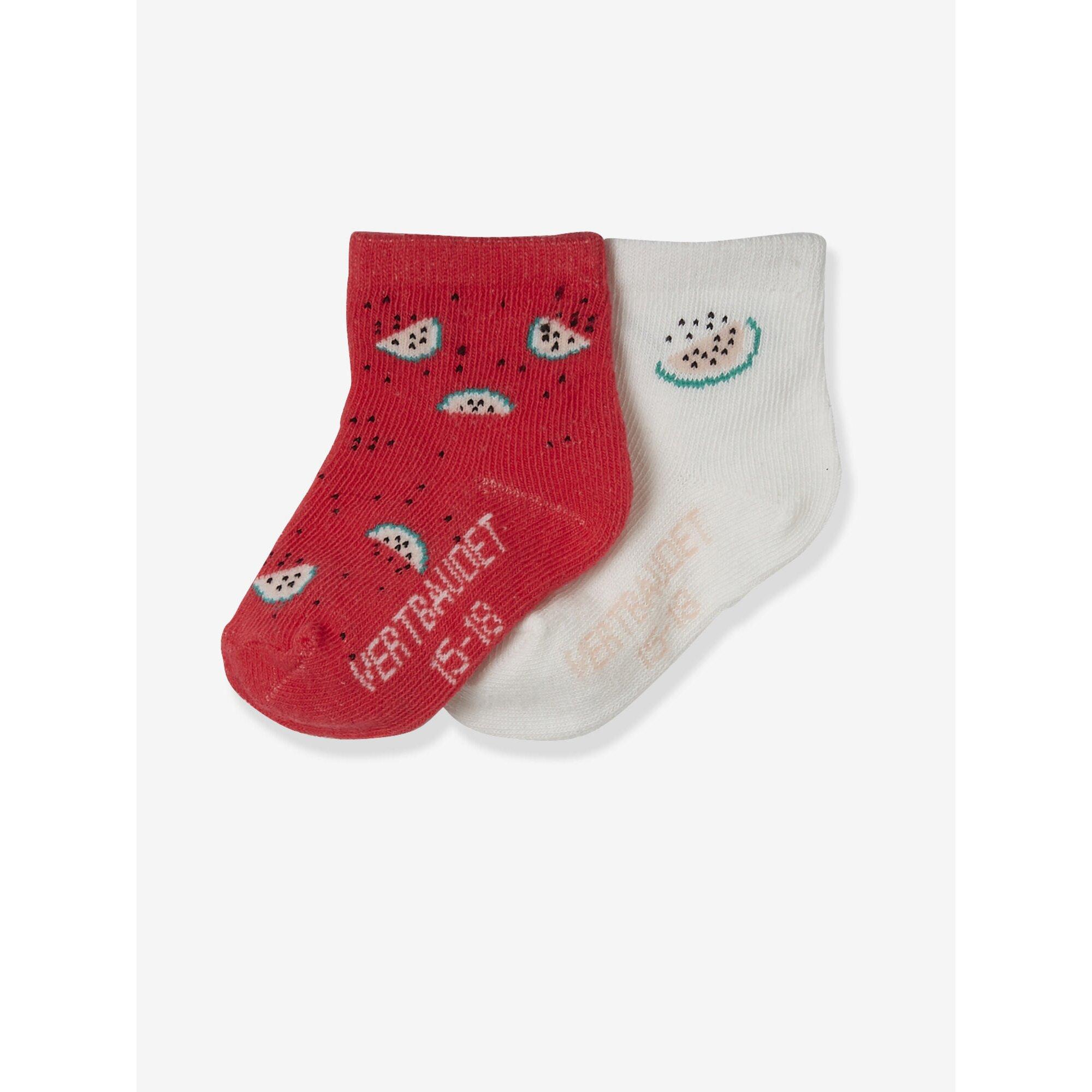 Vertbaudet 2er-Pack Baby-Socken