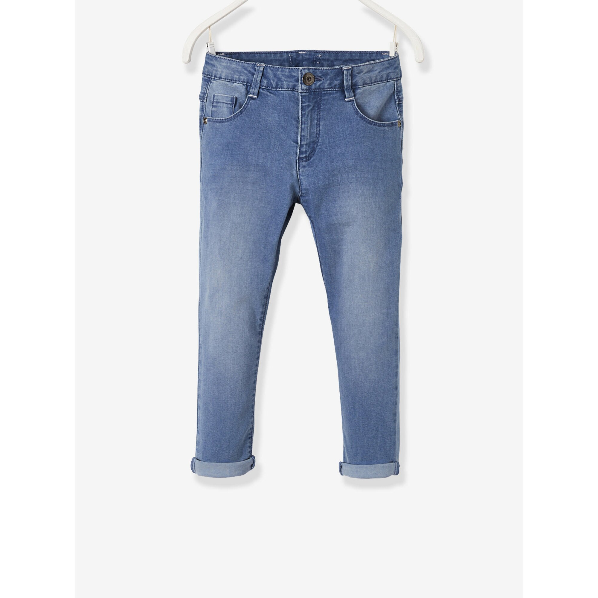Vertbaudet 3/4-Jeans für Mädchen