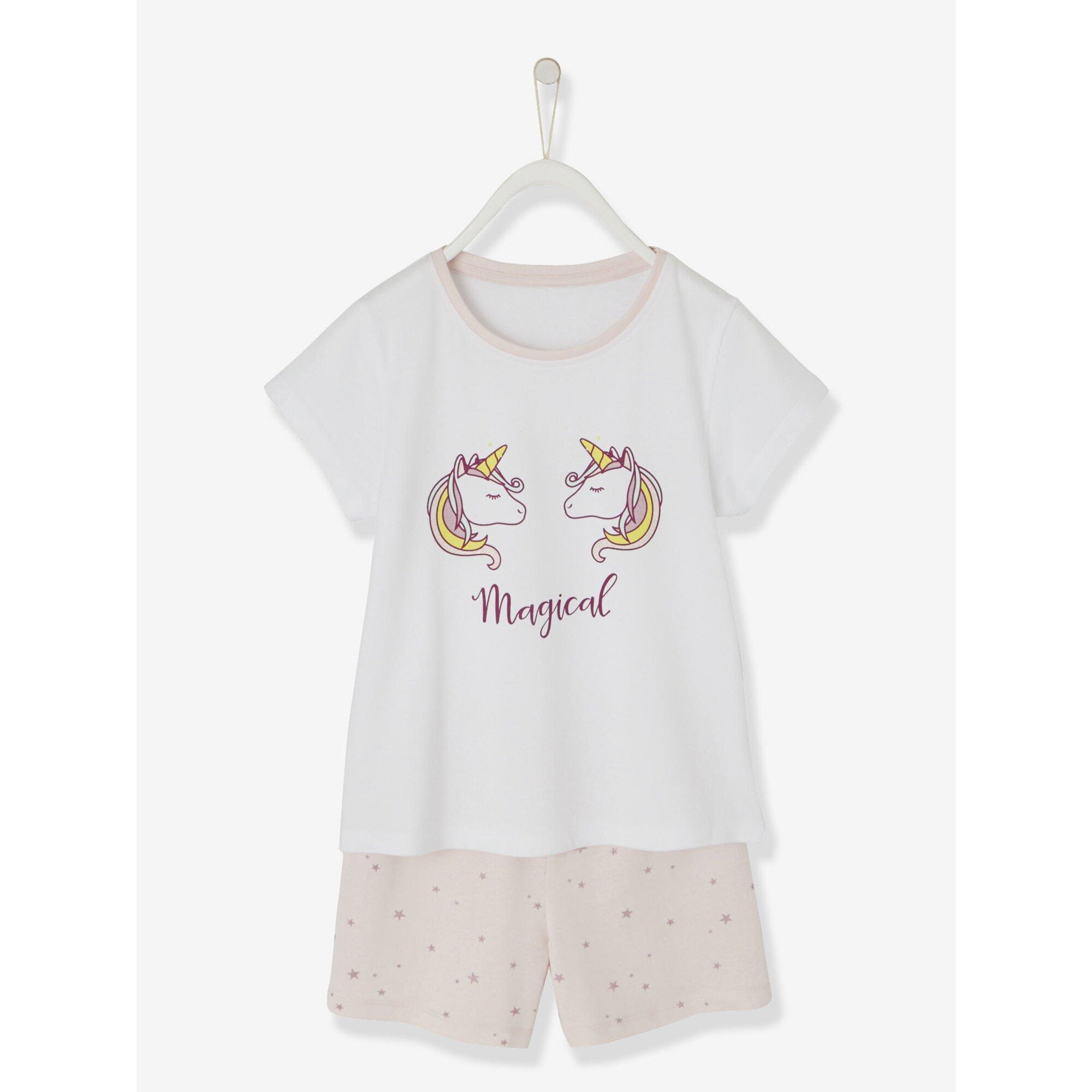 vertbaudet-kurzer-sommerschlafanzug-fur-madchen