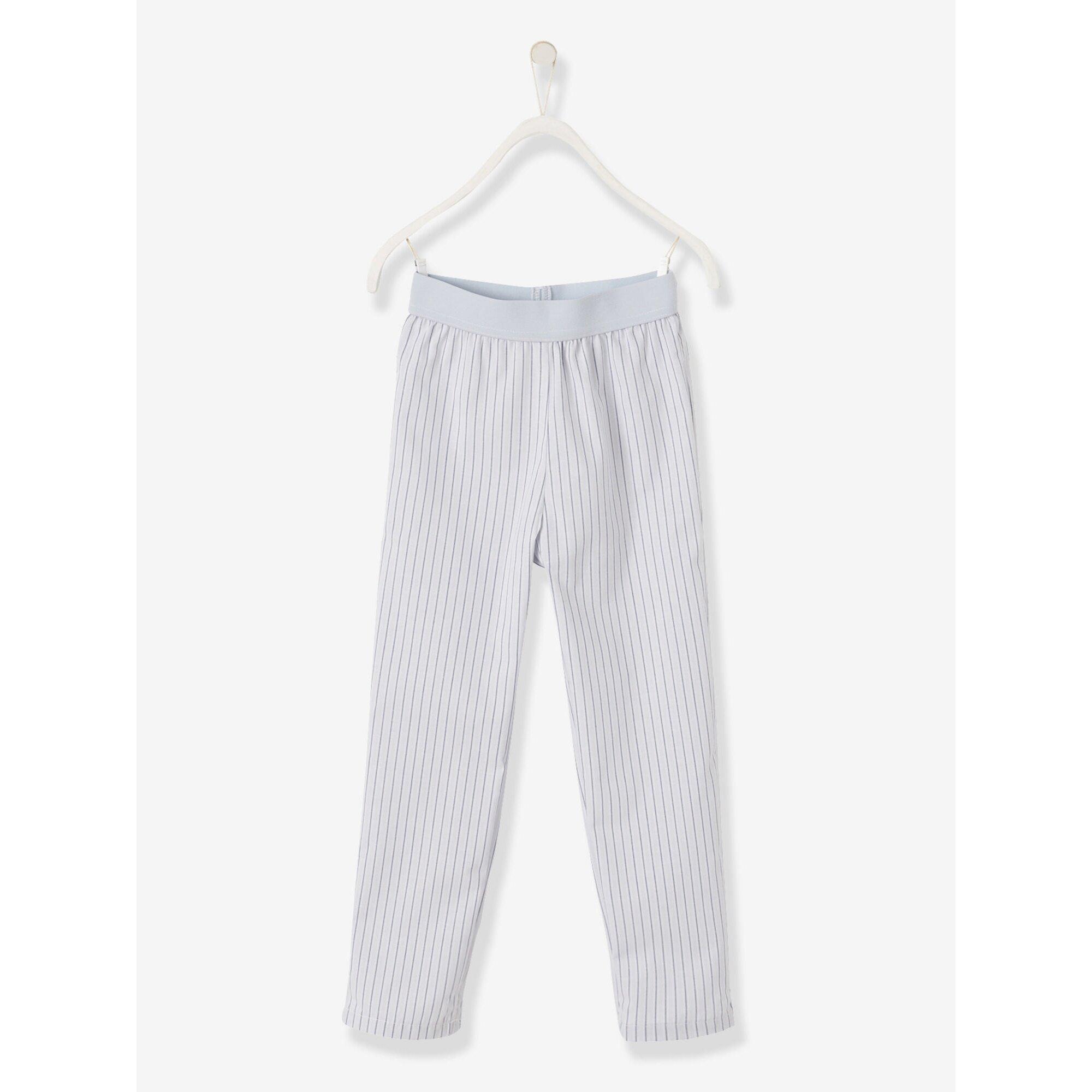 Vertbaudet Jungen-Schlafanzug, Materialmix