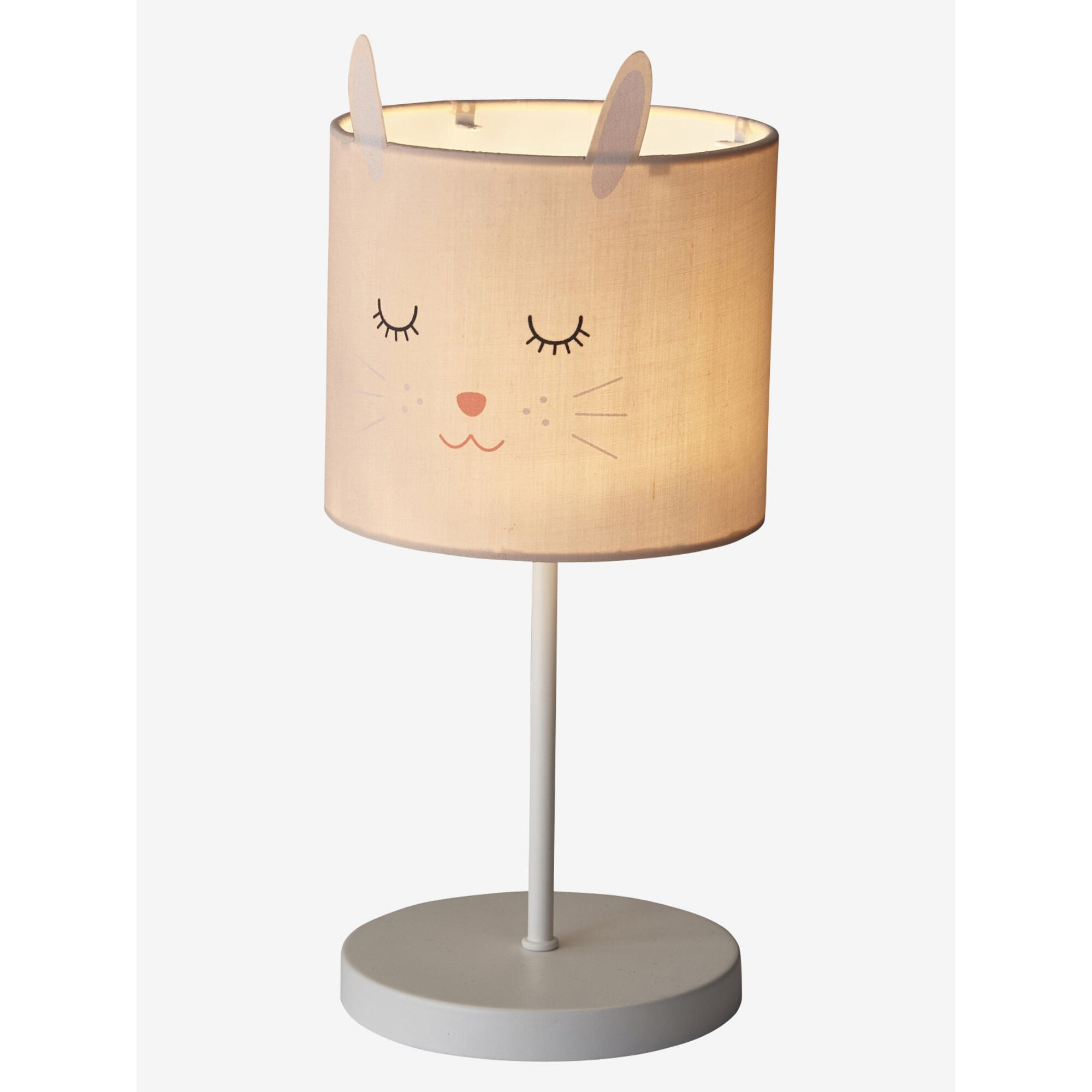 Vertbaudet Nachttischlampe für Kinderzimmer Hase