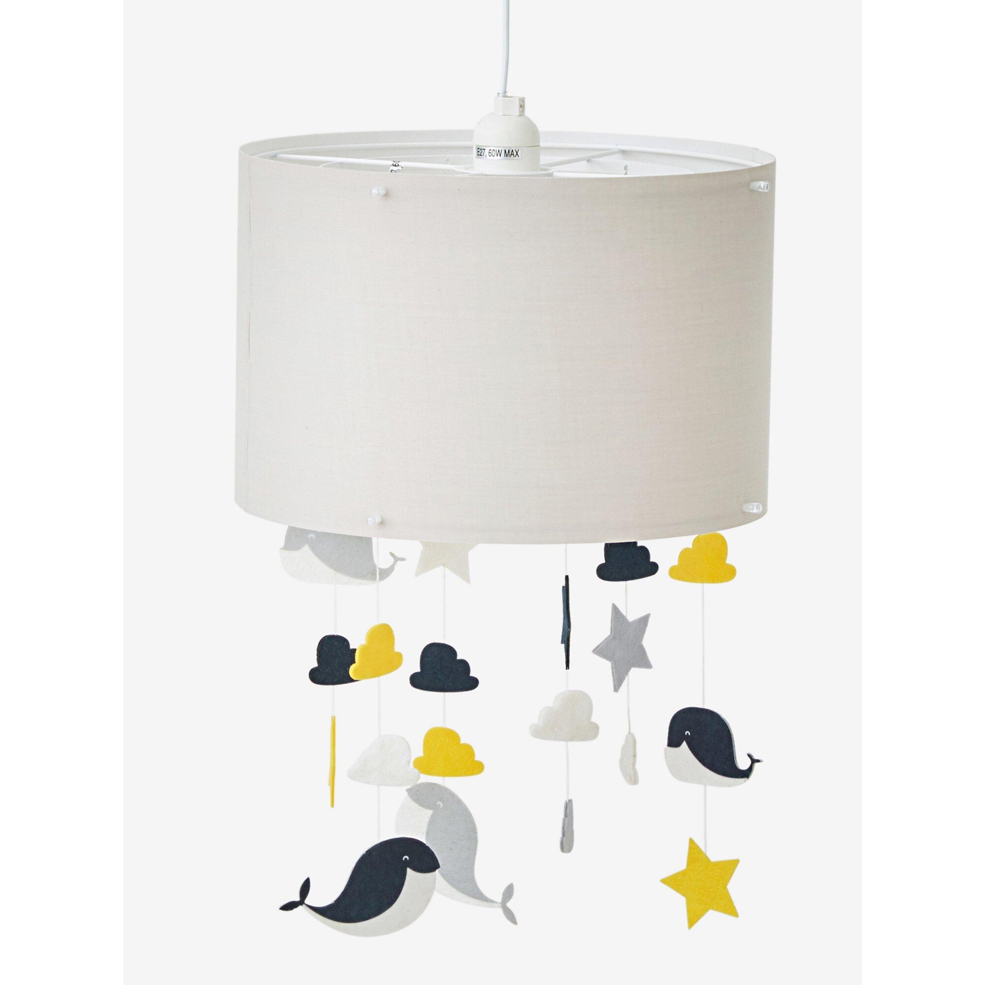 """Vertbaudet Lampenschirm ,,Wal"""" für Kinderzimmer"""