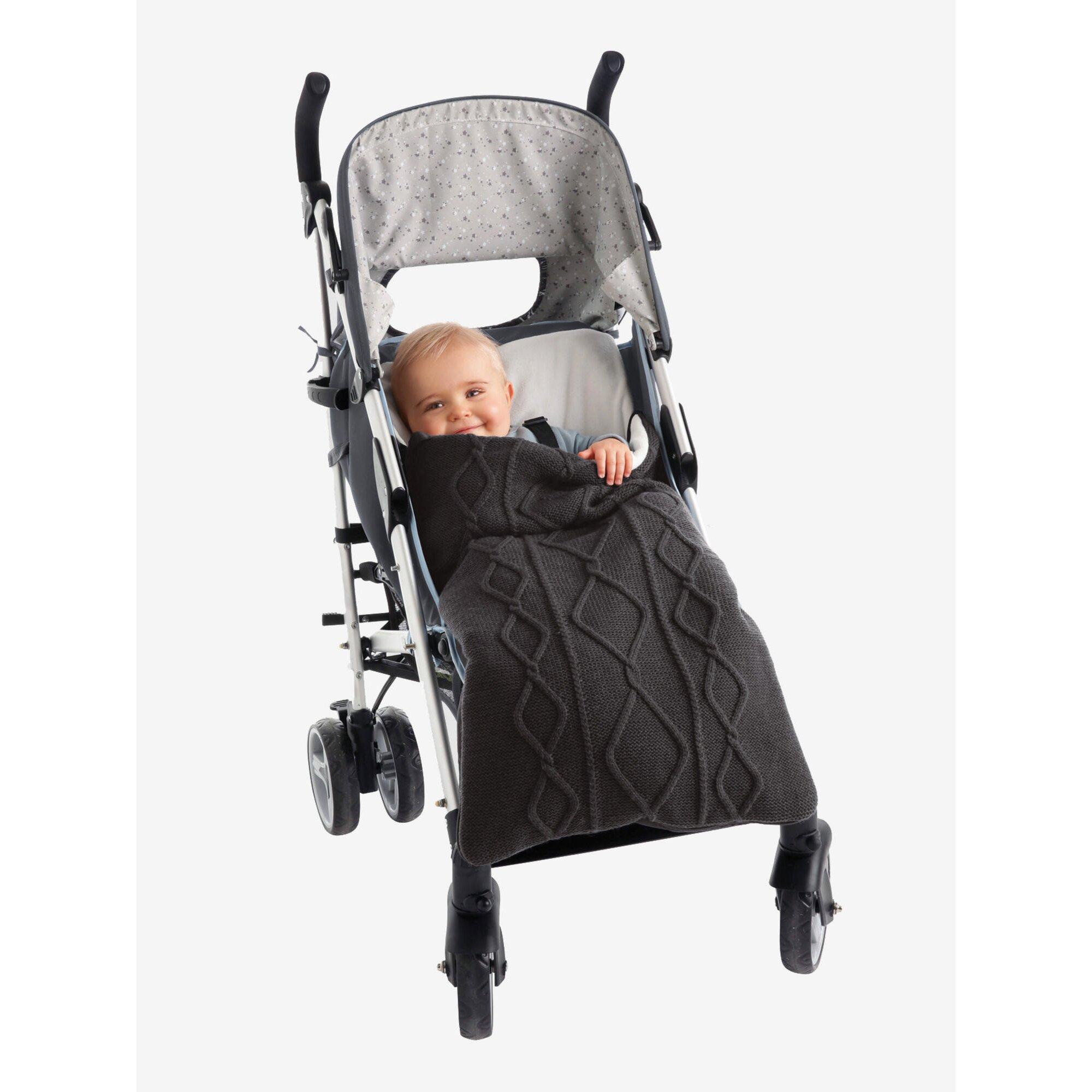 vertbaudet-buggy-fu-sack-fur-babys-zopfmuster-schwarz