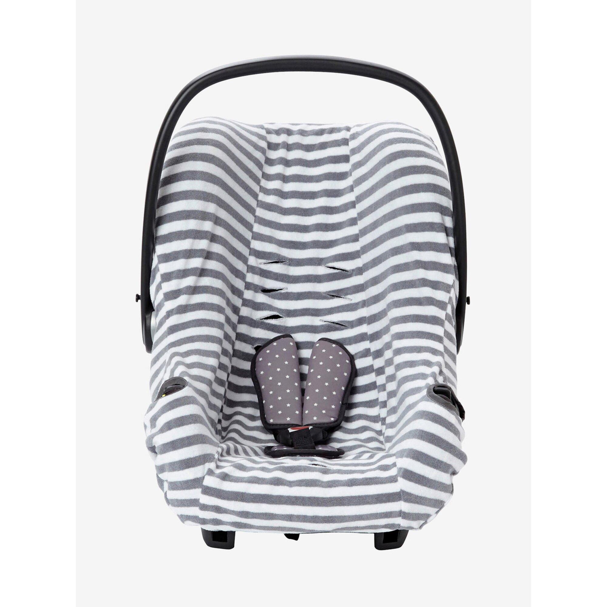 Vertbaudet Schonbezug für Babyschale Gr. 0+, elastisch