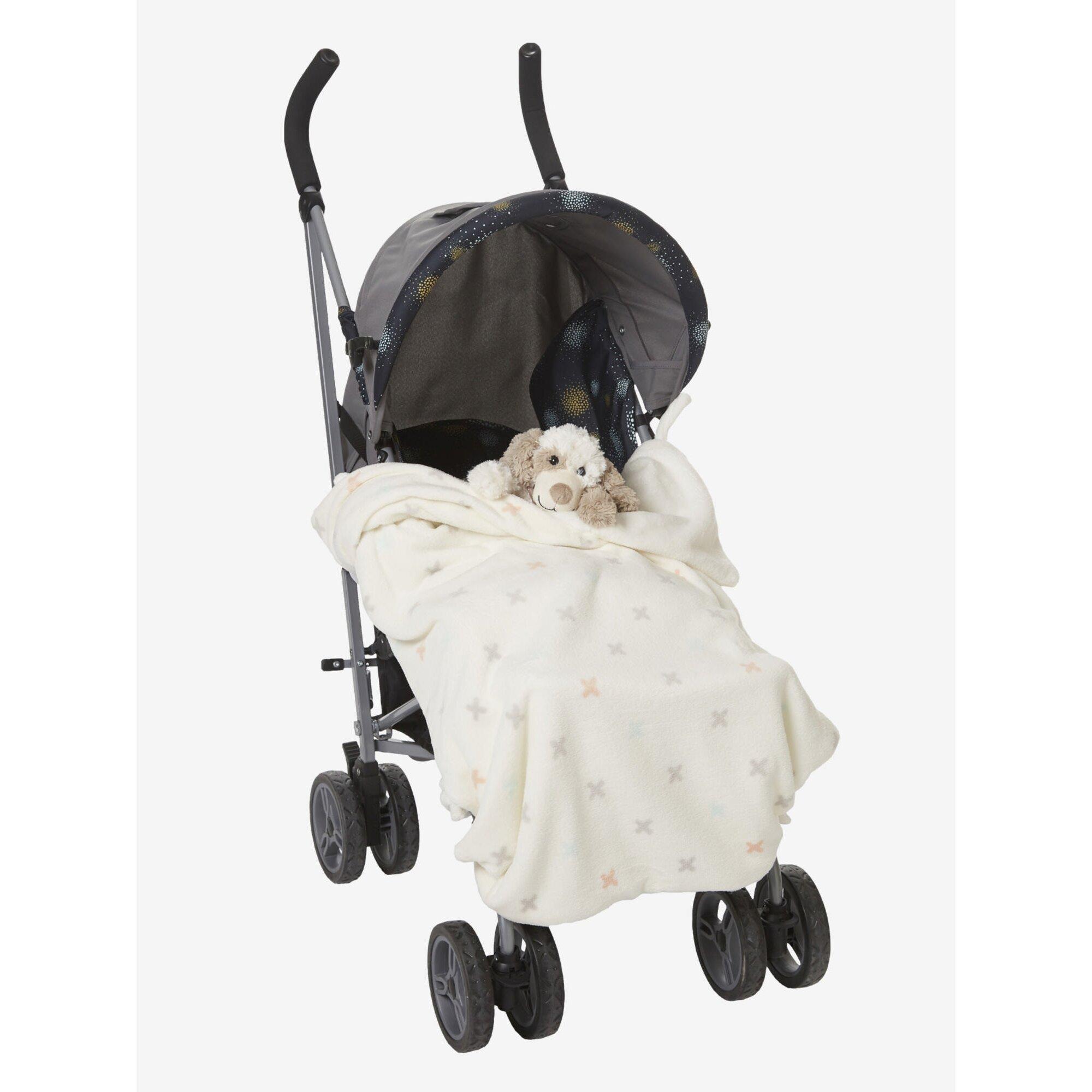vertbaudet-kuschelige-babydecke-fur-den-buggy-weiss, 13.99 EUR @ babywalz-de