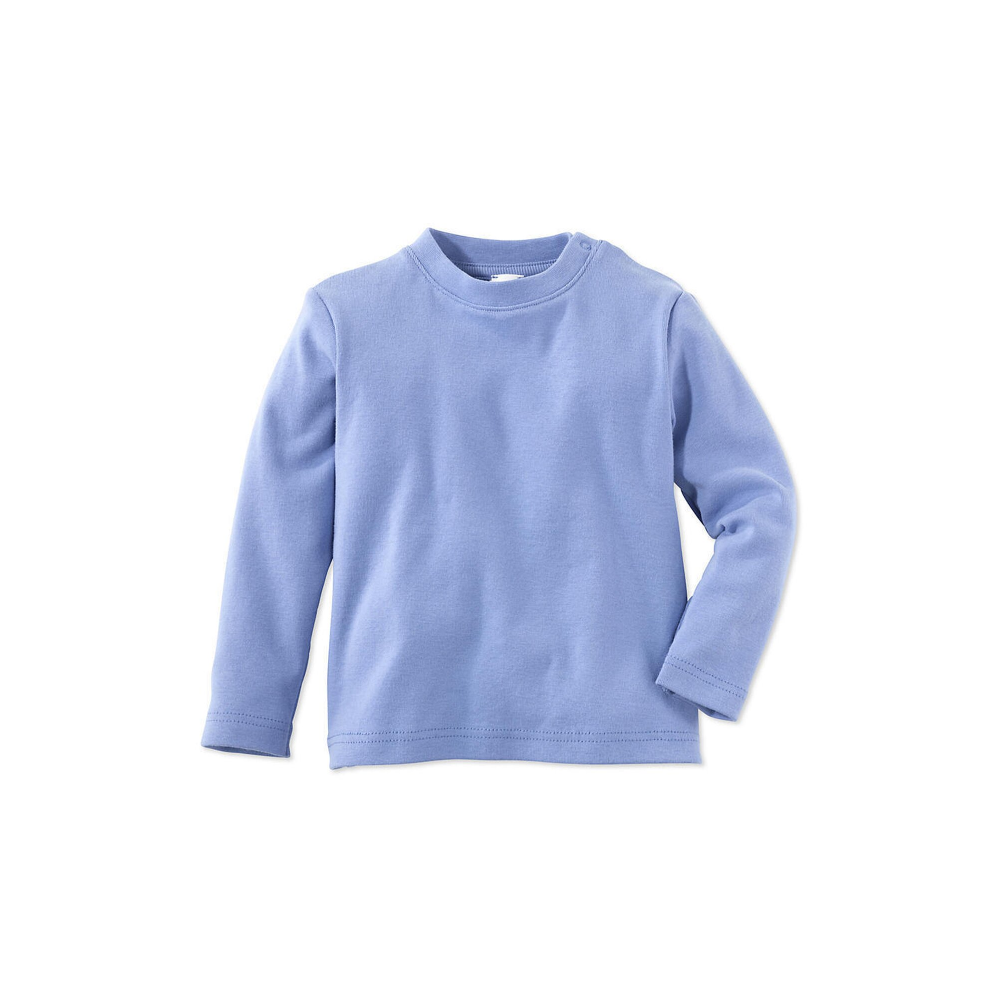 Hessnatur Basic Langarmshirt aus reiner Bio-Baumwolle