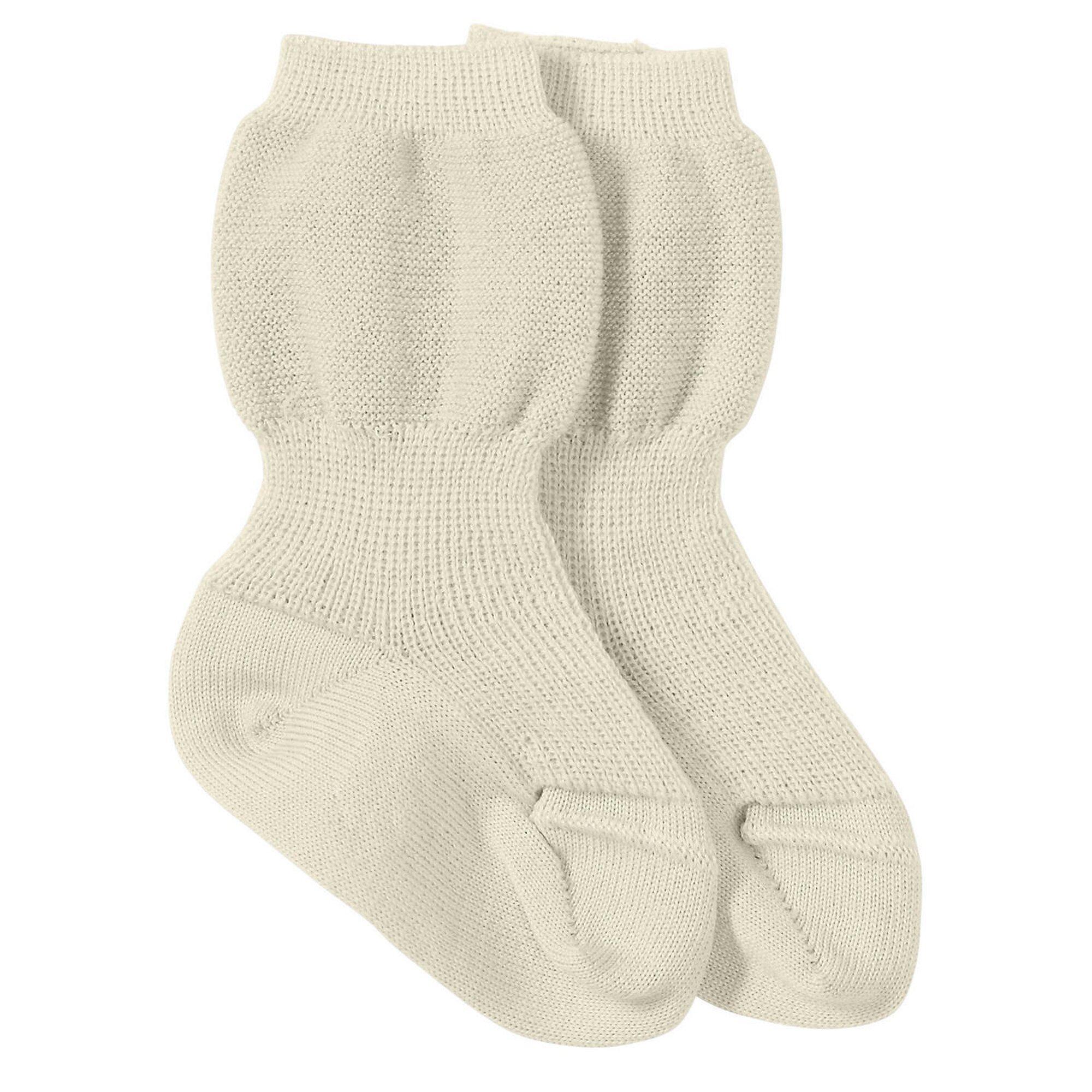 Hessnatur Socke aus reiner Bio-Merinowolle