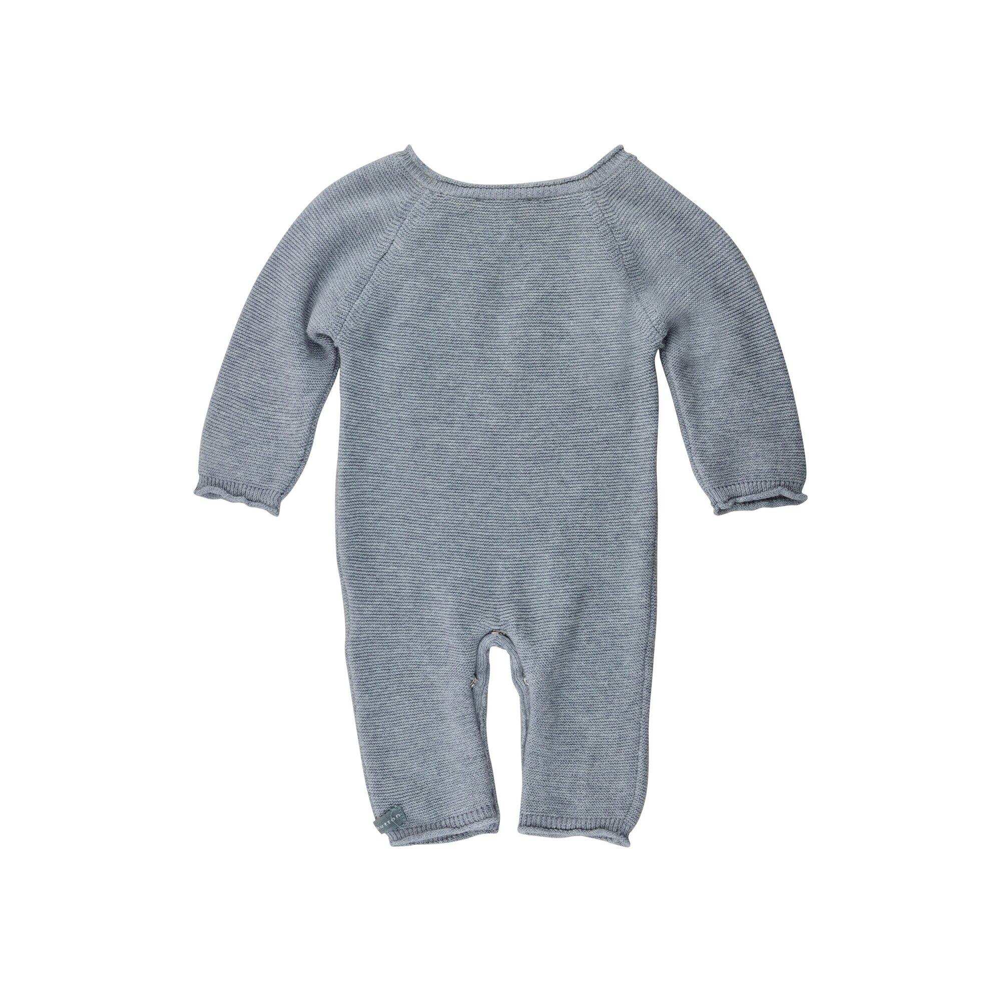 bellybutton-babystrampler-strick-mit-stern-grau-50-56-62-68-74, 39.95 EUR @ babywalz-de