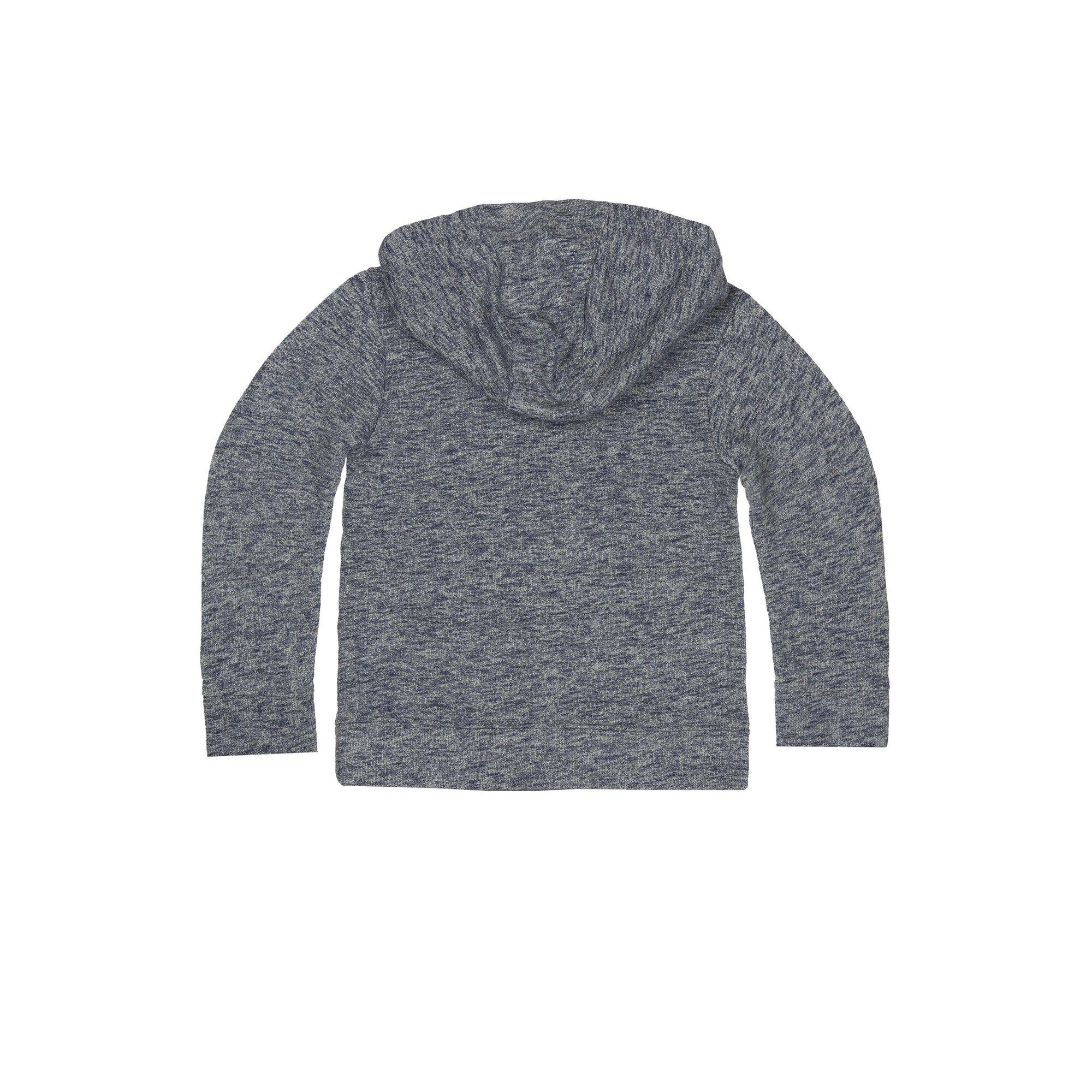 bellybutton-jungs-sweatshirt-melange-kapuze-gr-68-128-blau-68-74-80-86-92-98-104-110-116-122-128