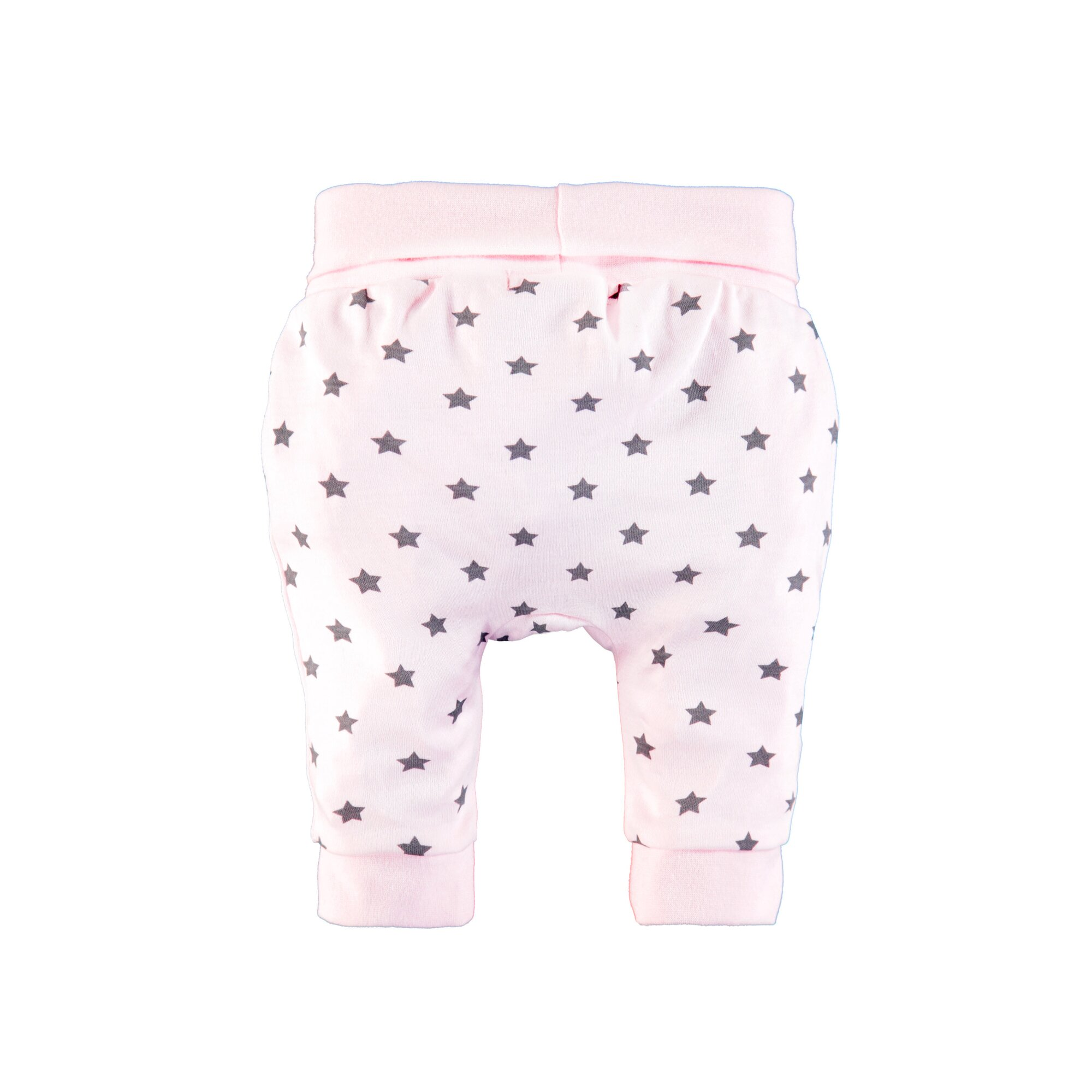 bellybutton-jogginghose-baby-mit-sternchen-rosa-50-56-62-68-74-80-86