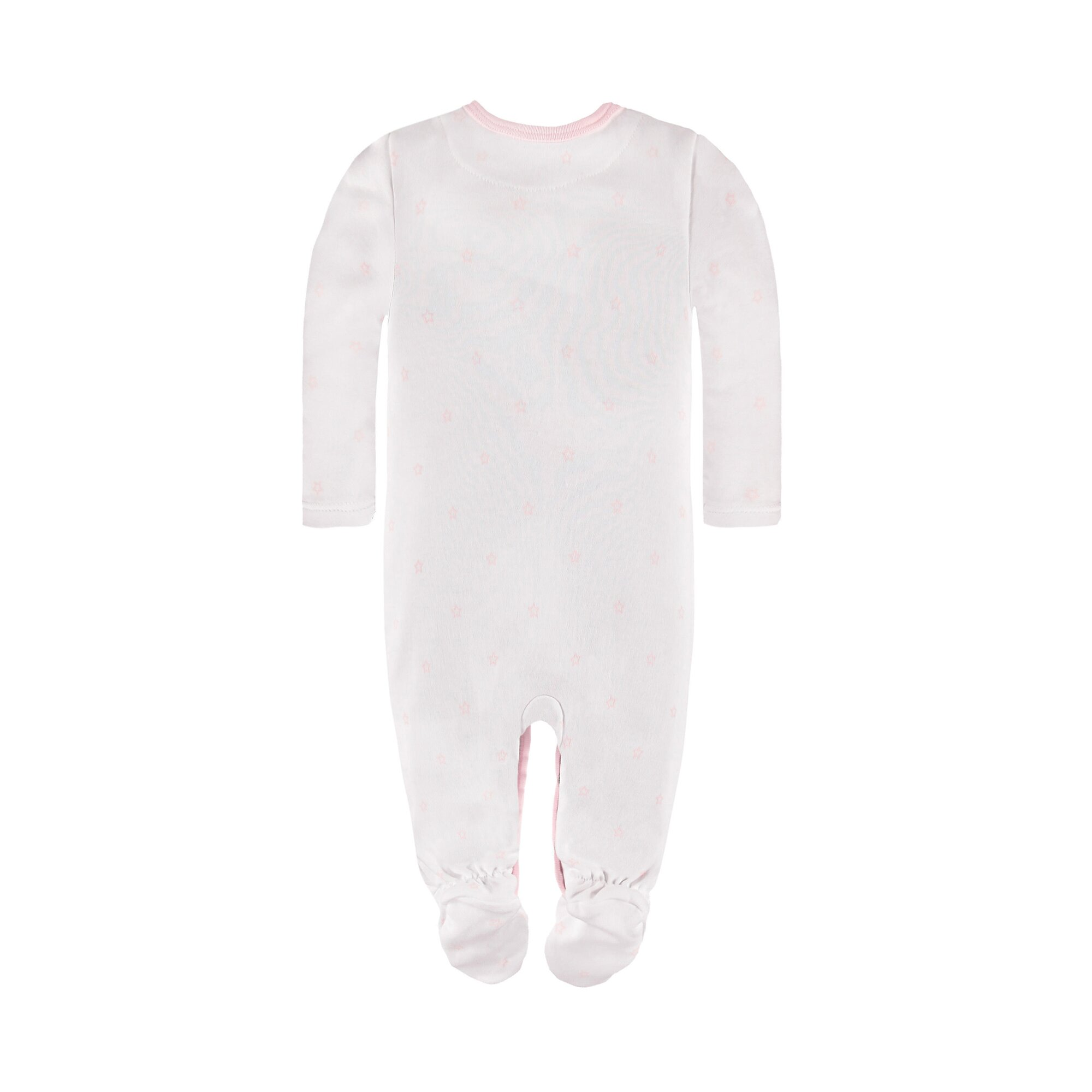 bellybutton-schlafstrampler-mit-sternchen-rosa-50-56-62-68-74-80-86
