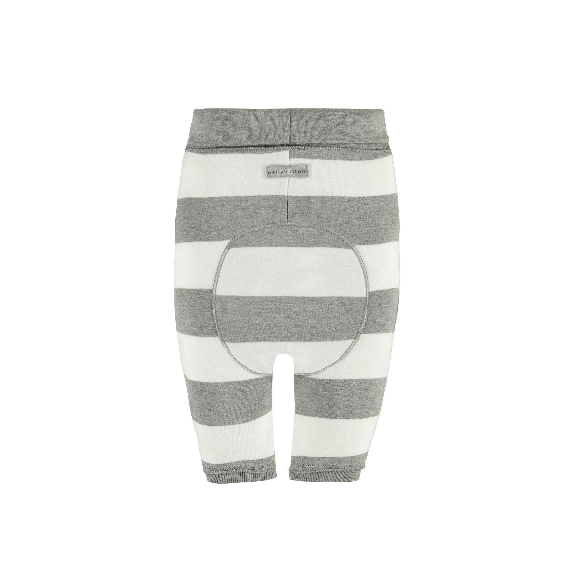 bellybutton-jogginghose-baby-blockstreifen-grau-50-56-62-68-74-80-86