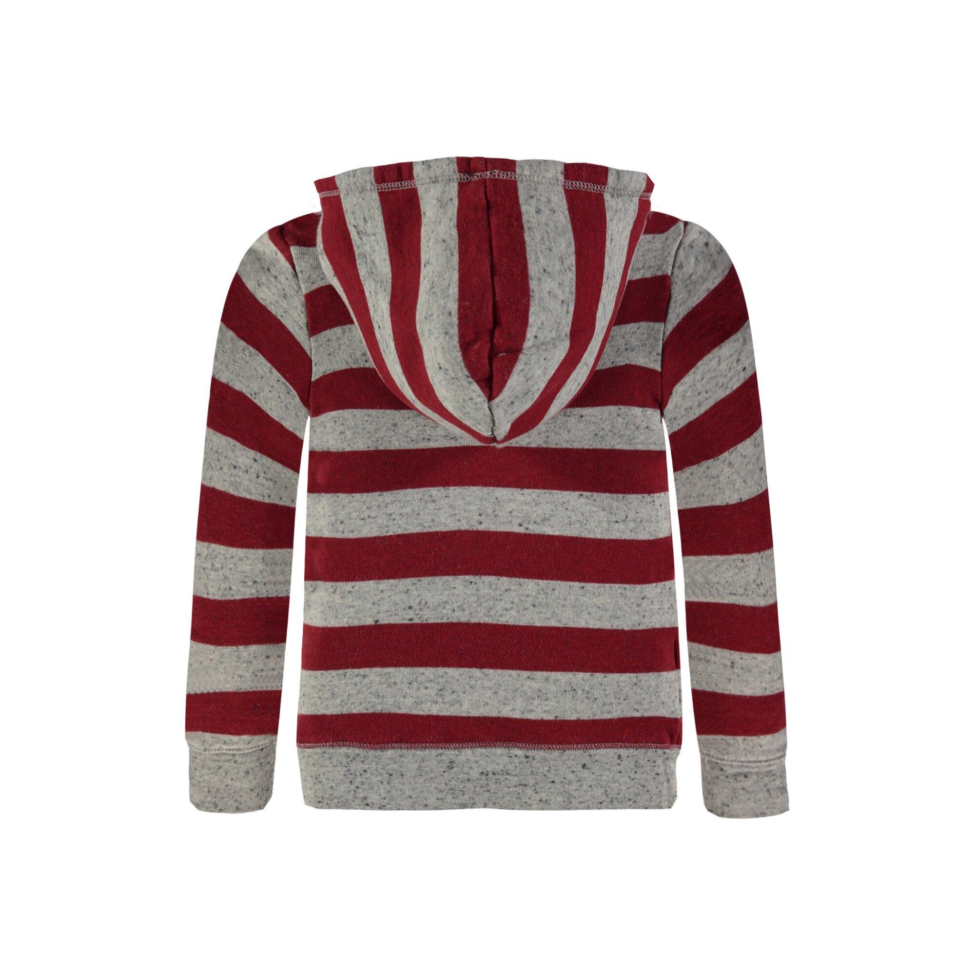 bellybutton-hoodie-gestreift-mit-print