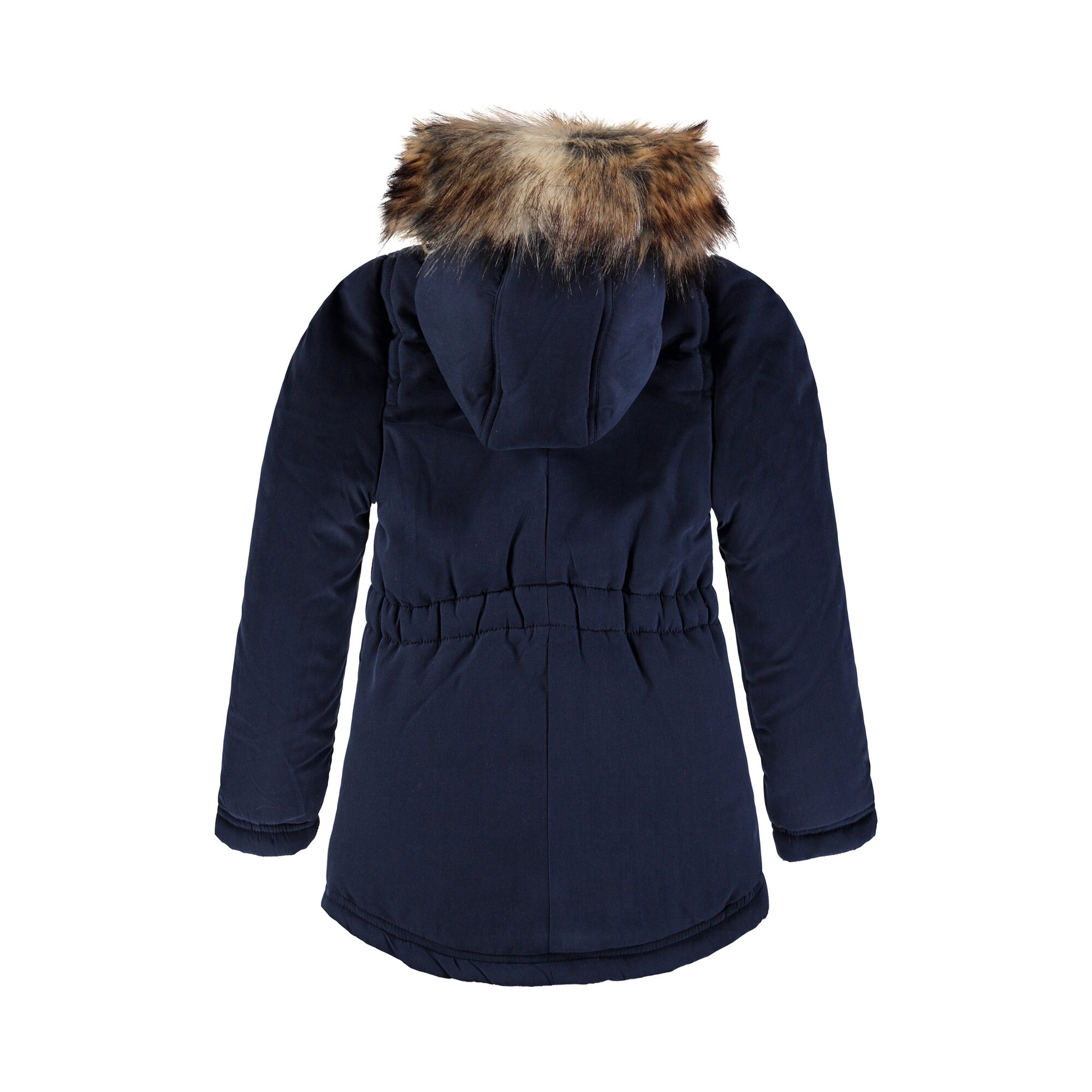 bellybutton-lange-outdoorjacke-girls-fake-fell-kapuze