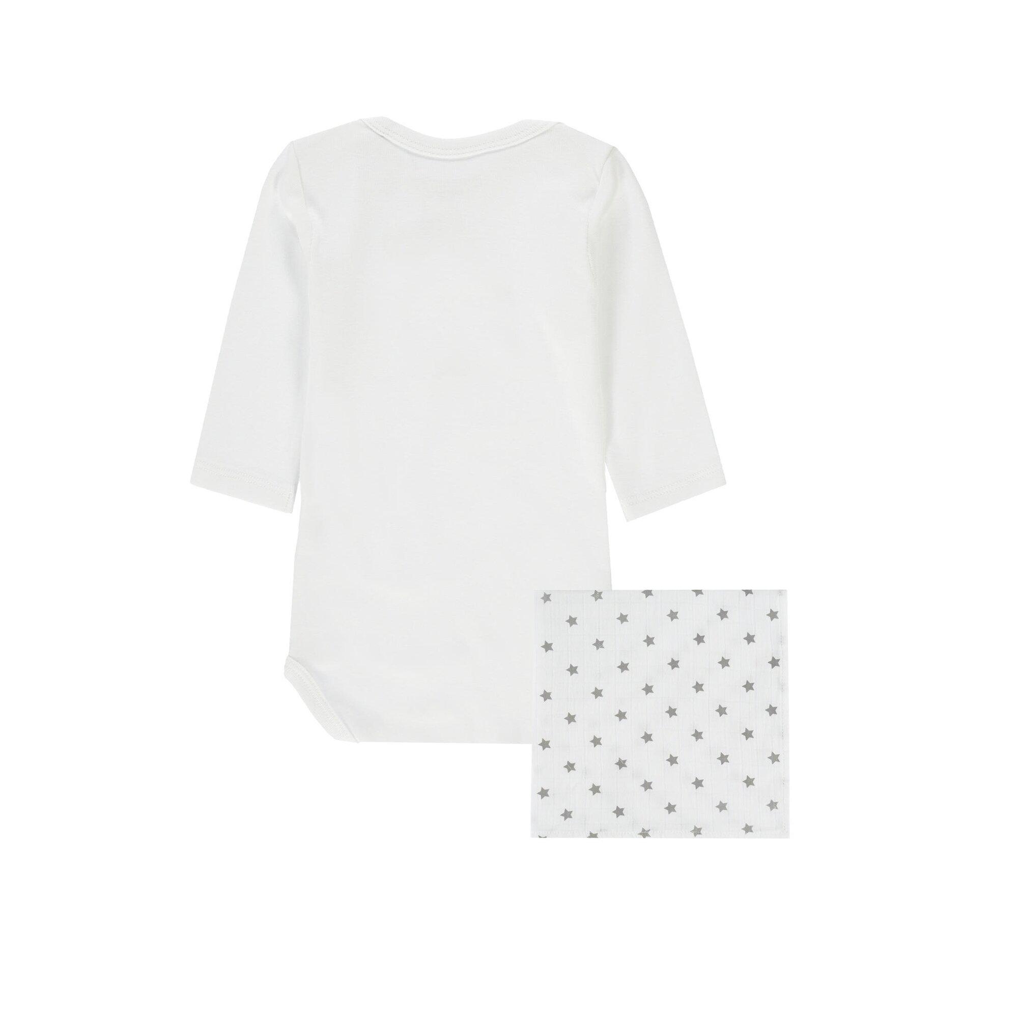 bellybutton-geschenkeset-body-mit-stofftuch, 24.95 EUR @ babywalz-de