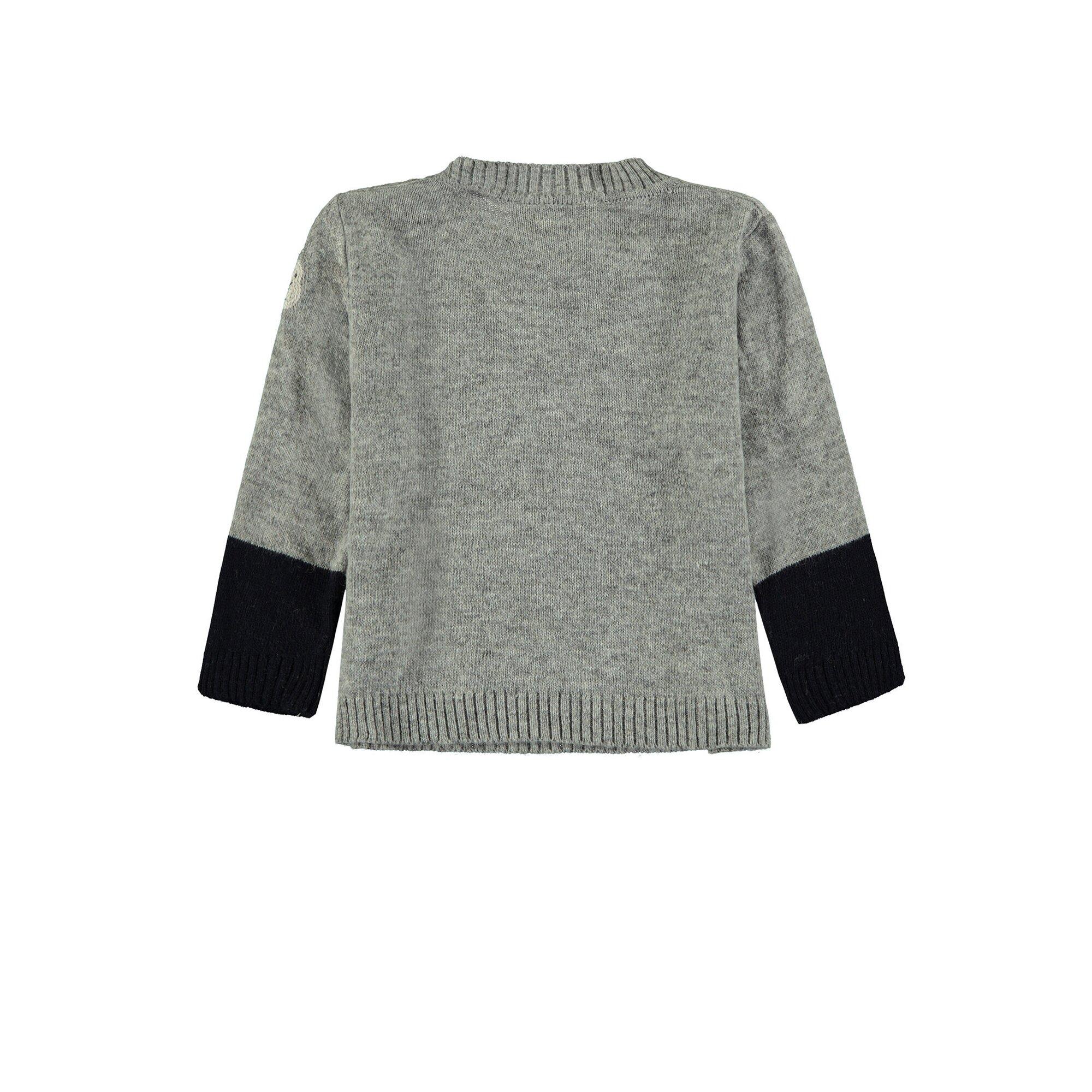 bellybutton-pullover-zweifarbig