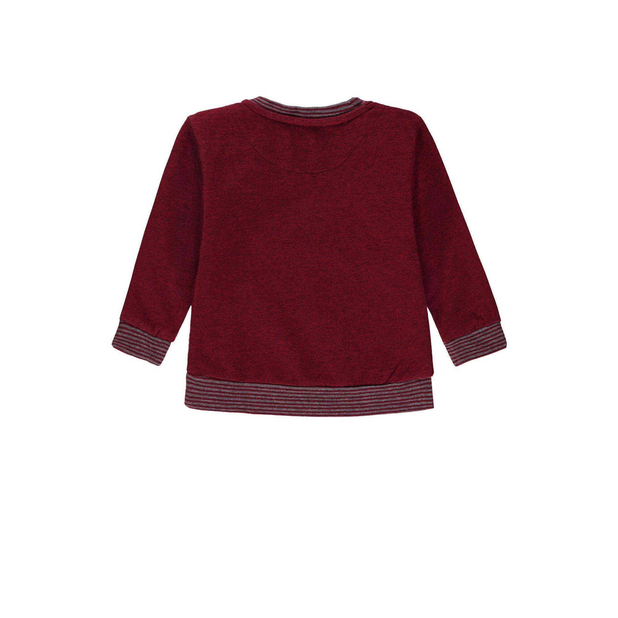 bellybutton-sweatshirt-unisex-mit-print
