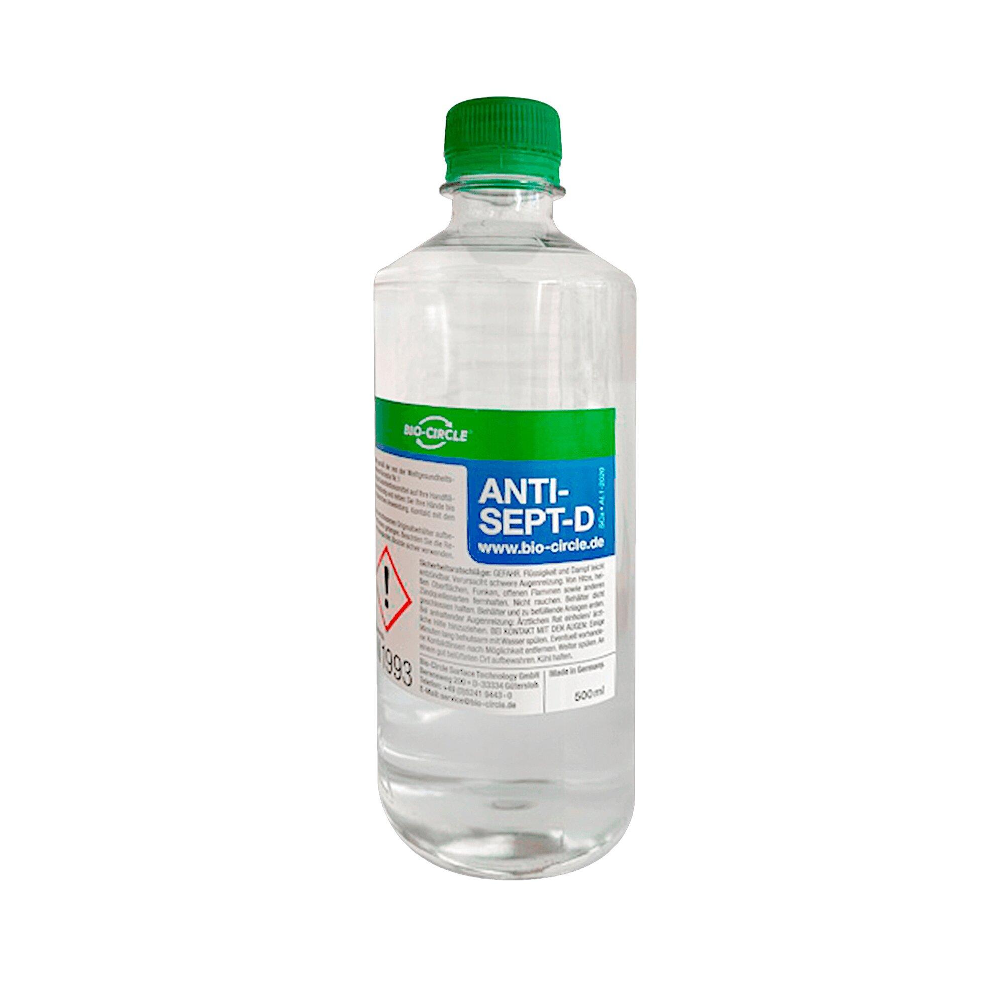 Image of Anti-Sept-Desinfektionsmittel, 500 ml