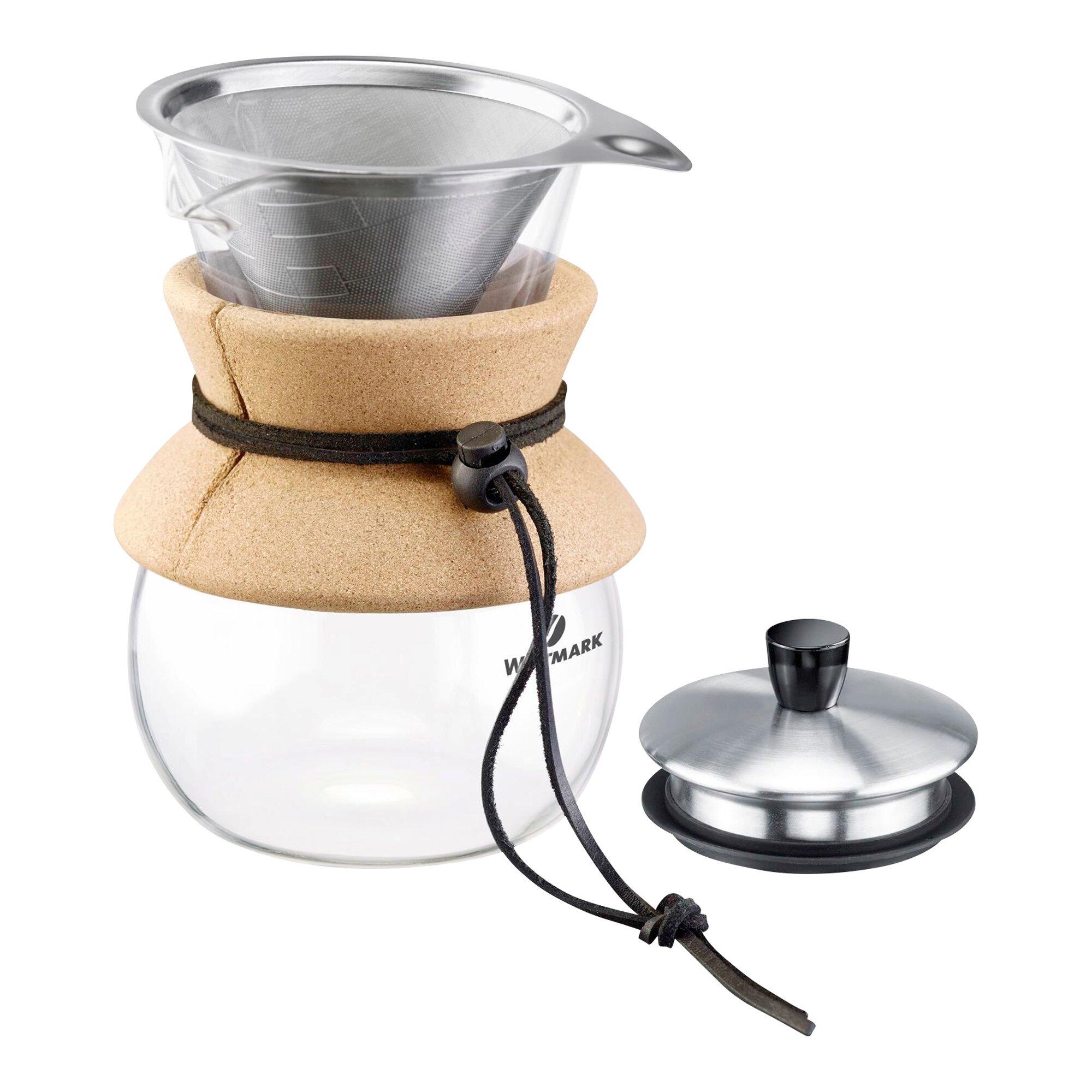 """Image of Kaffee-Bereiter mit Filter und Deckel """"Brasilia"""", 500ml"""