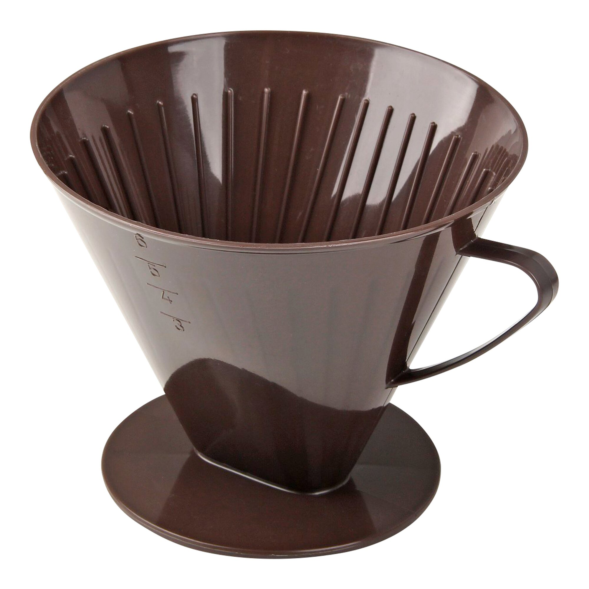 Image of FACKELMANN FACKELMANN® Kaffeefilterbehälter mit Griff