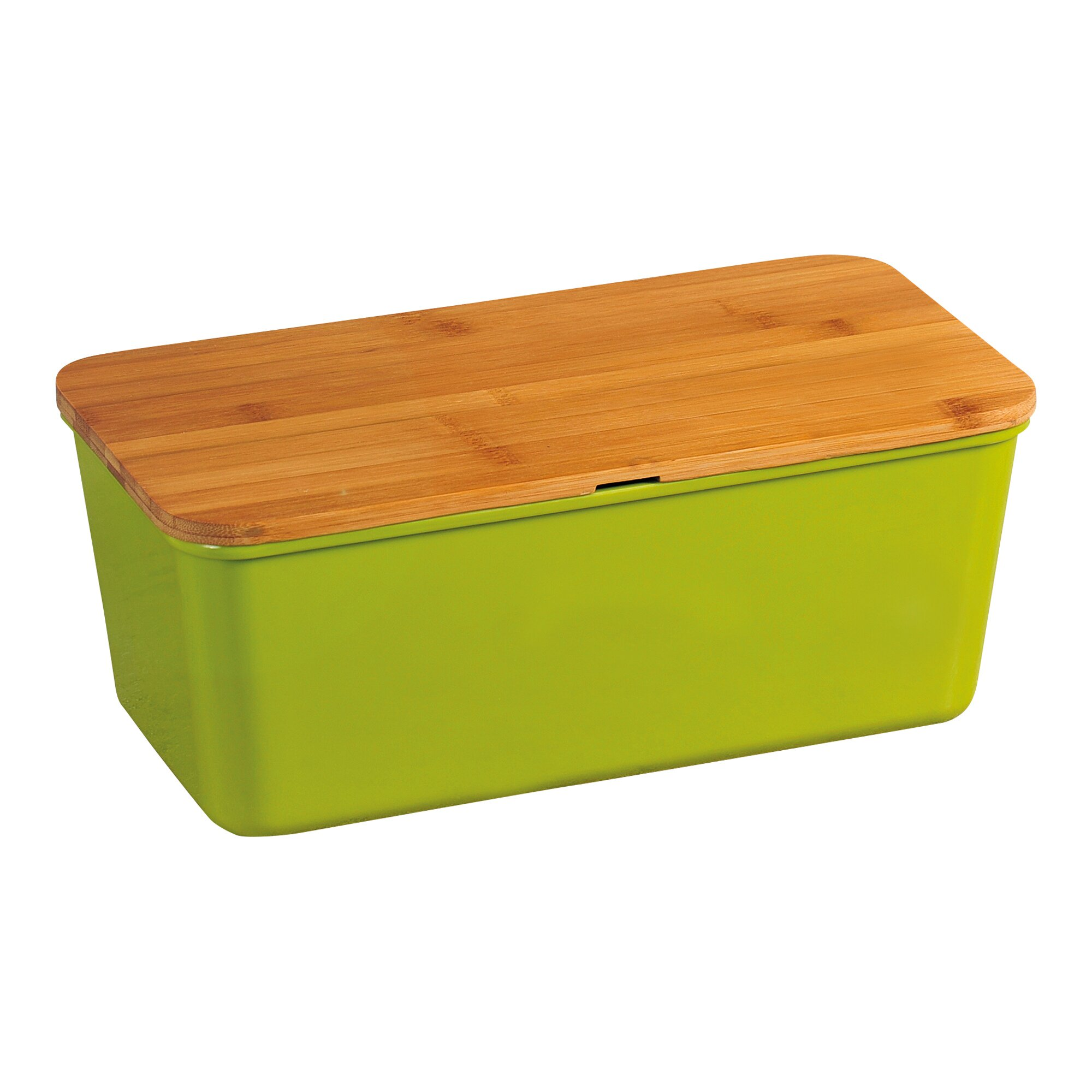 Image of Brotbox, grün