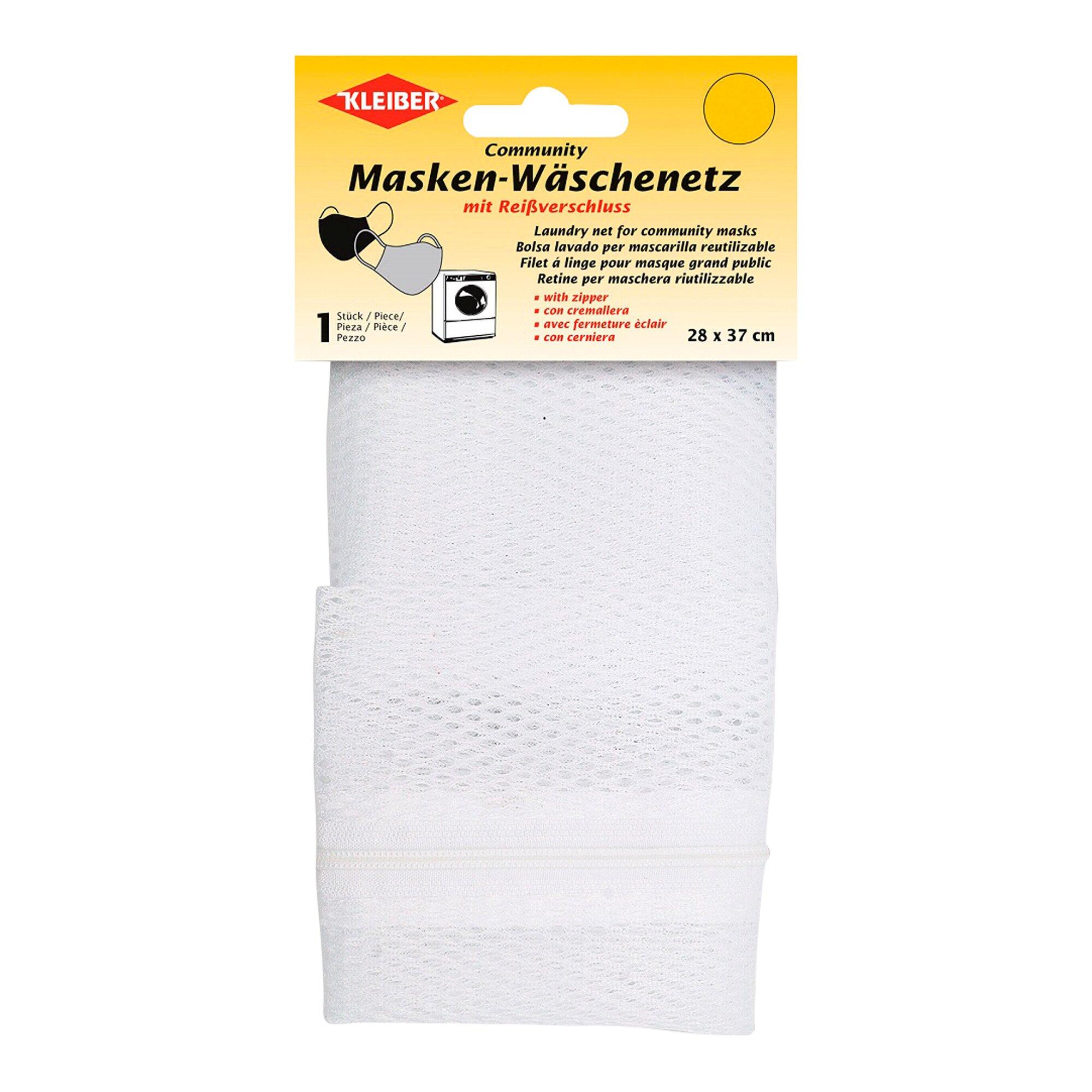 Image of Masken-Wäschenetz mit Reißverschluss