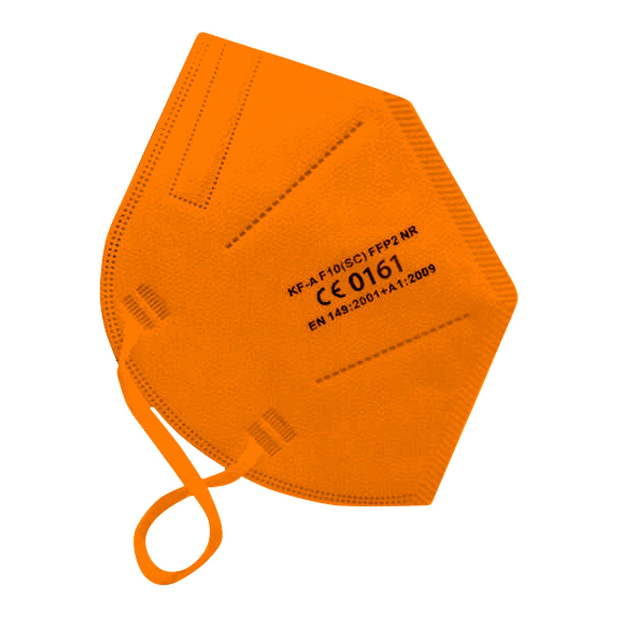 Image of FFP2 Maske, orange