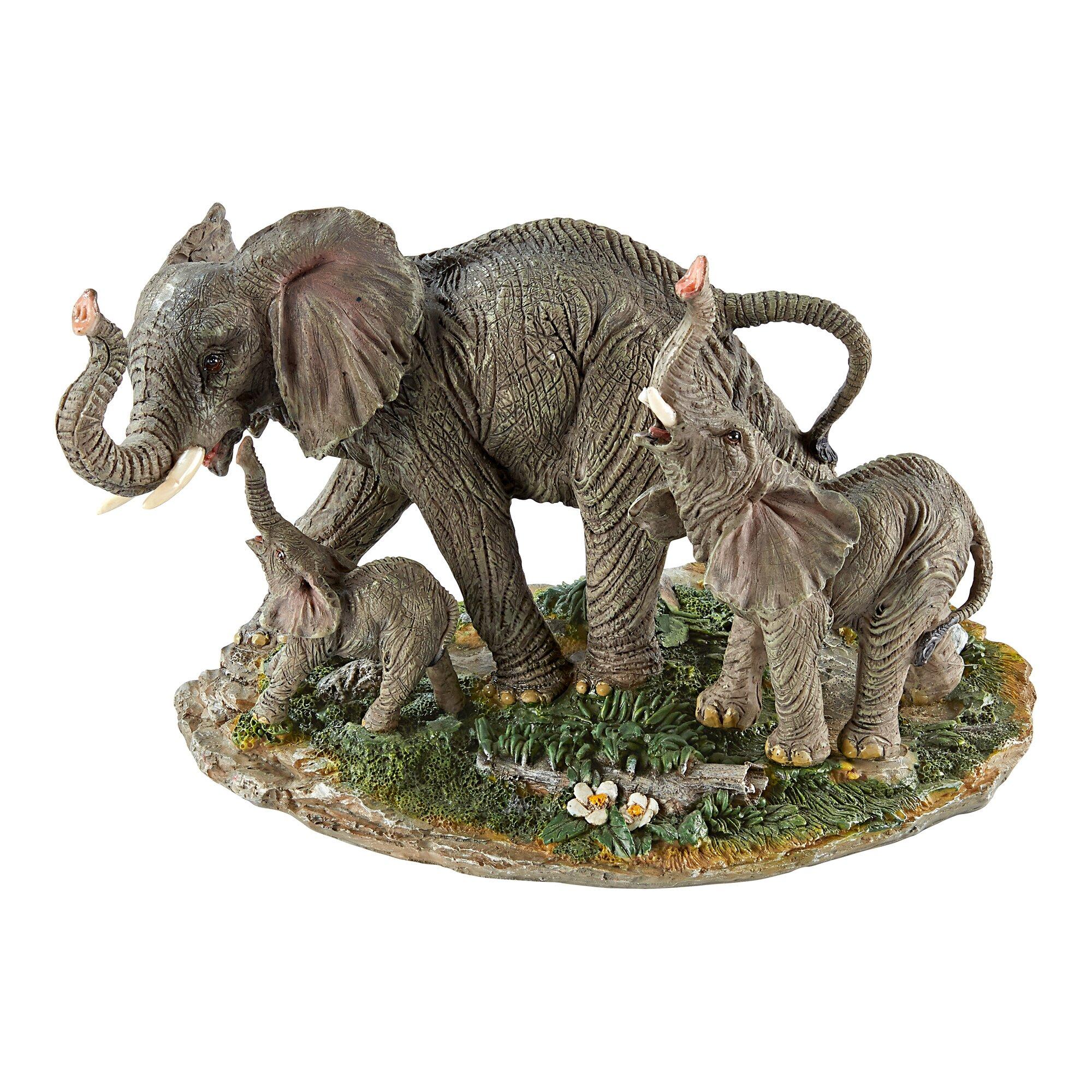 """Image of Deko-Elefanten """"Familie"""""""
