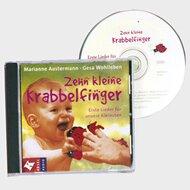 CD Zehn kleine Krabbelfinger