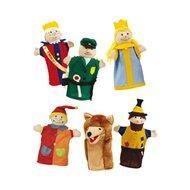 Handpuppen-Set Kasperfiguren von ROBA